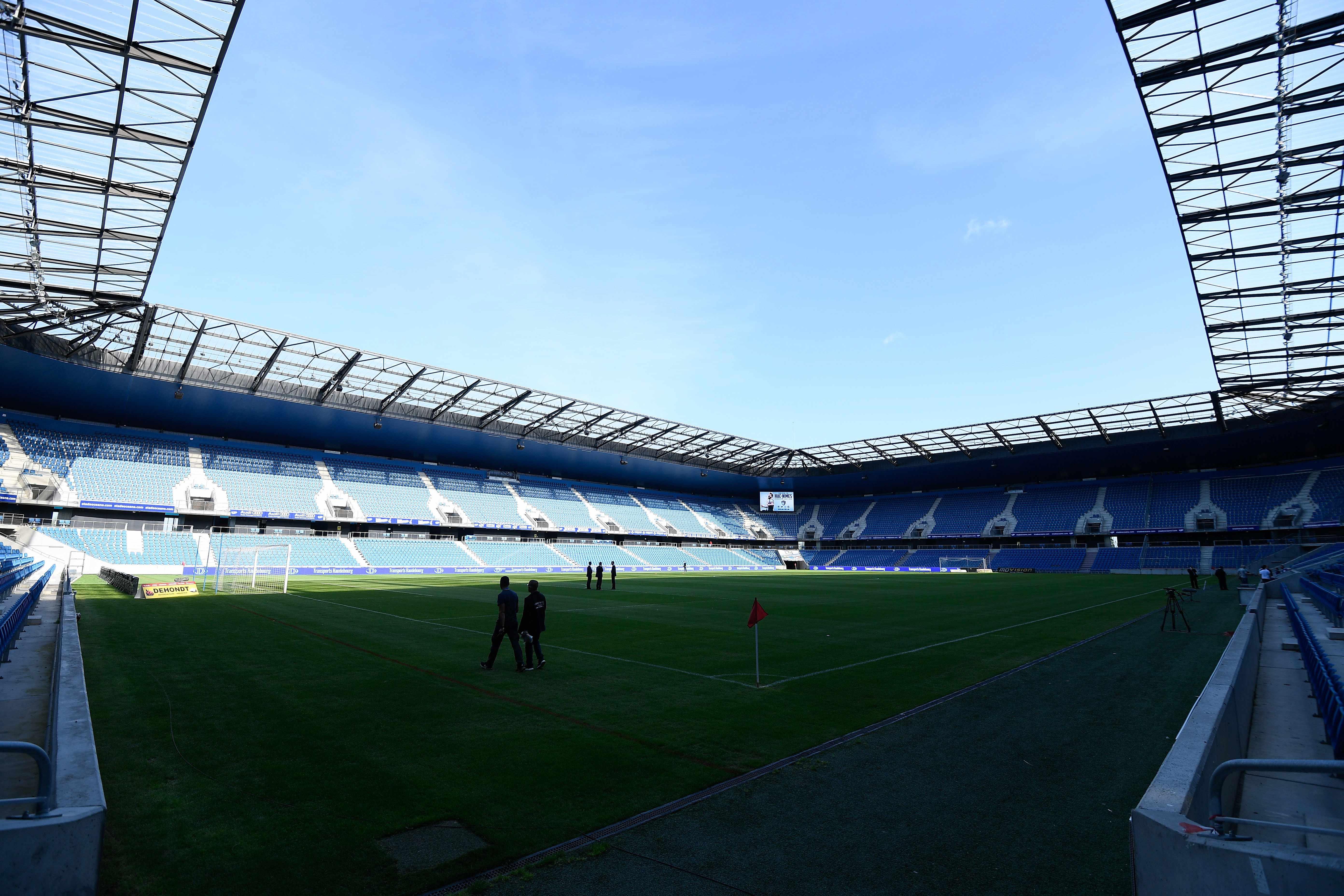 Football - Ligue 1 - Barrière effondrée à Amiens : Amiens-Bordeaux se jouera… au Havre