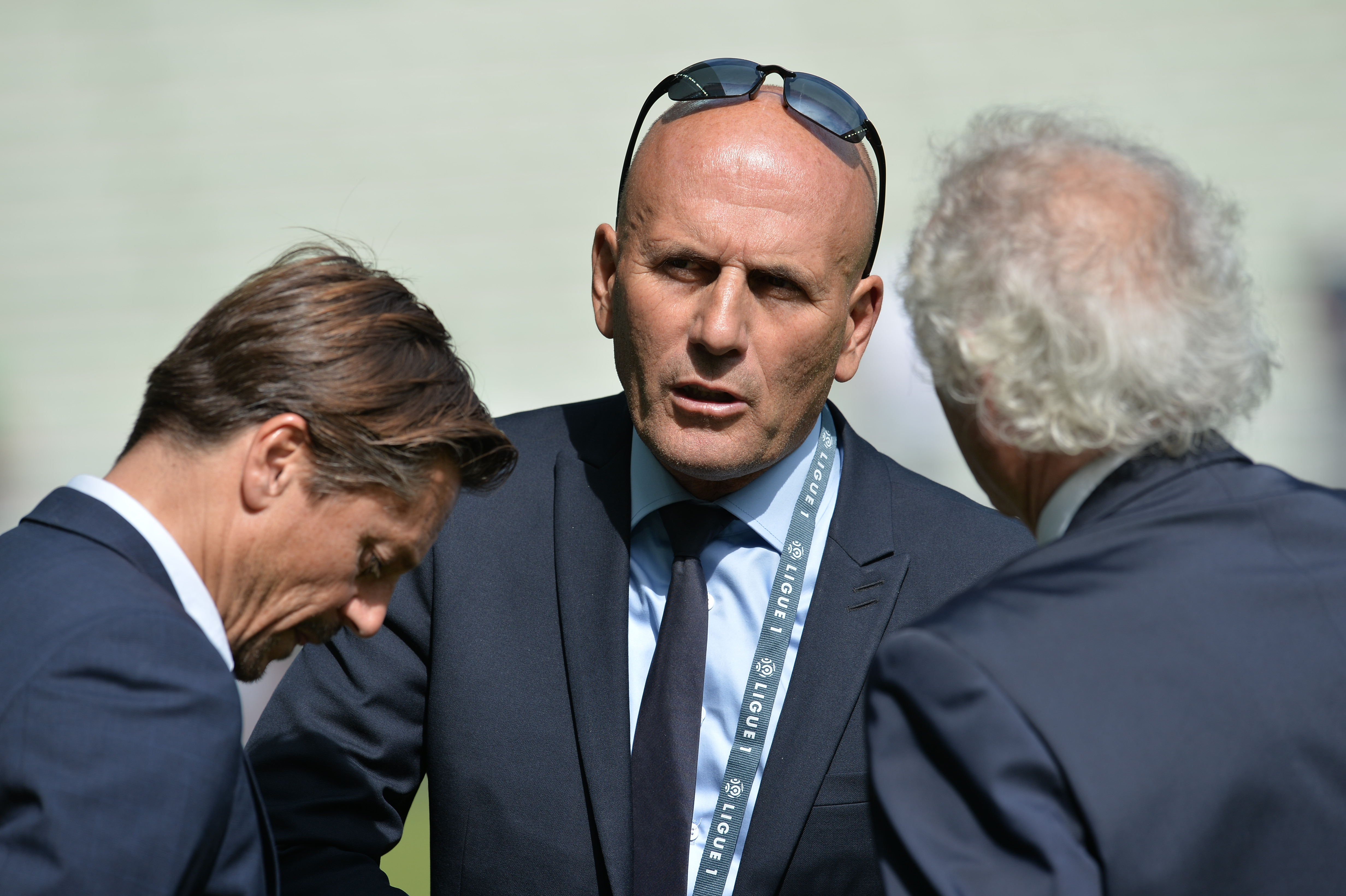 Football - Ligue 1 - Baup sur l'OM : «On ne peut pas gagner la Ligue des champions en deux ans»