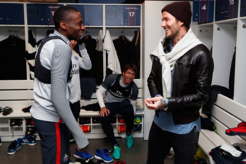 Football - Ligue 1 - Beckham : «J'aurais aimé passer plus de temps au PSG»