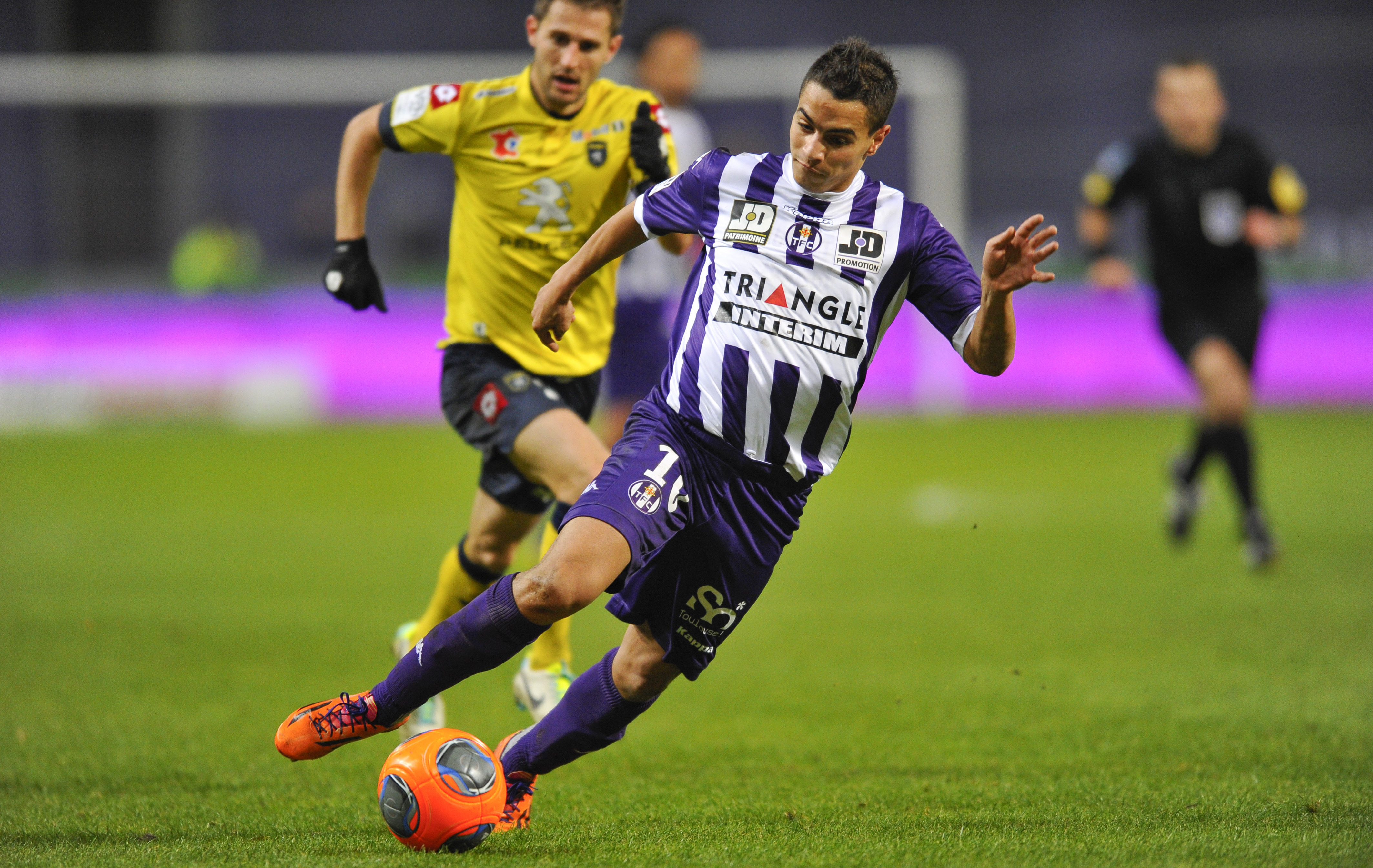 Football - Ligue 1 - Ben Yedder a les crocs