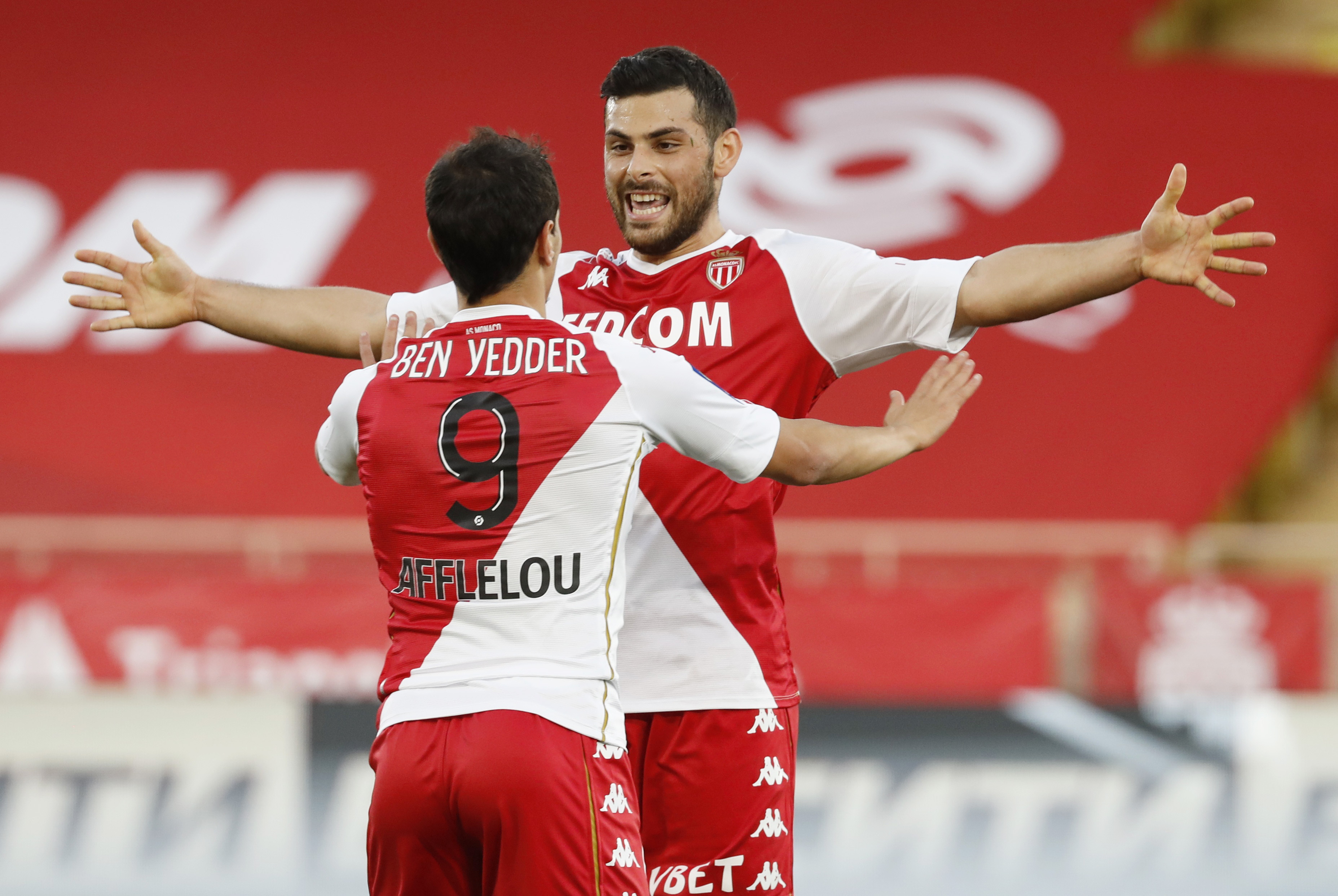 Ben Yedder-Volland: the shattering duo that carries Monaco - Ligue 1 -  Archysport