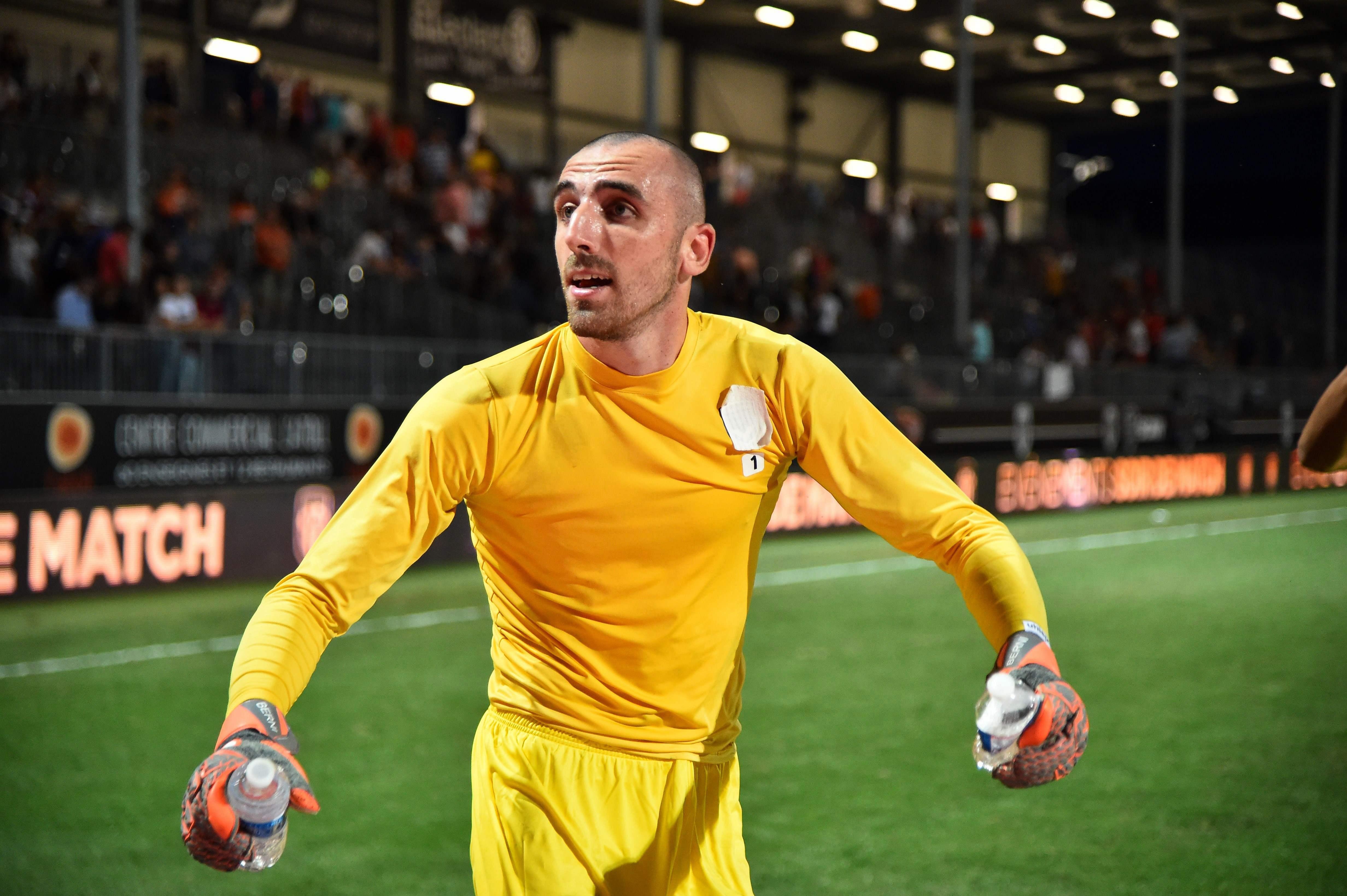 Football - Ligue 1 - Bernardoni : «Cette victoire contre l'OM n'est pas une surprise»