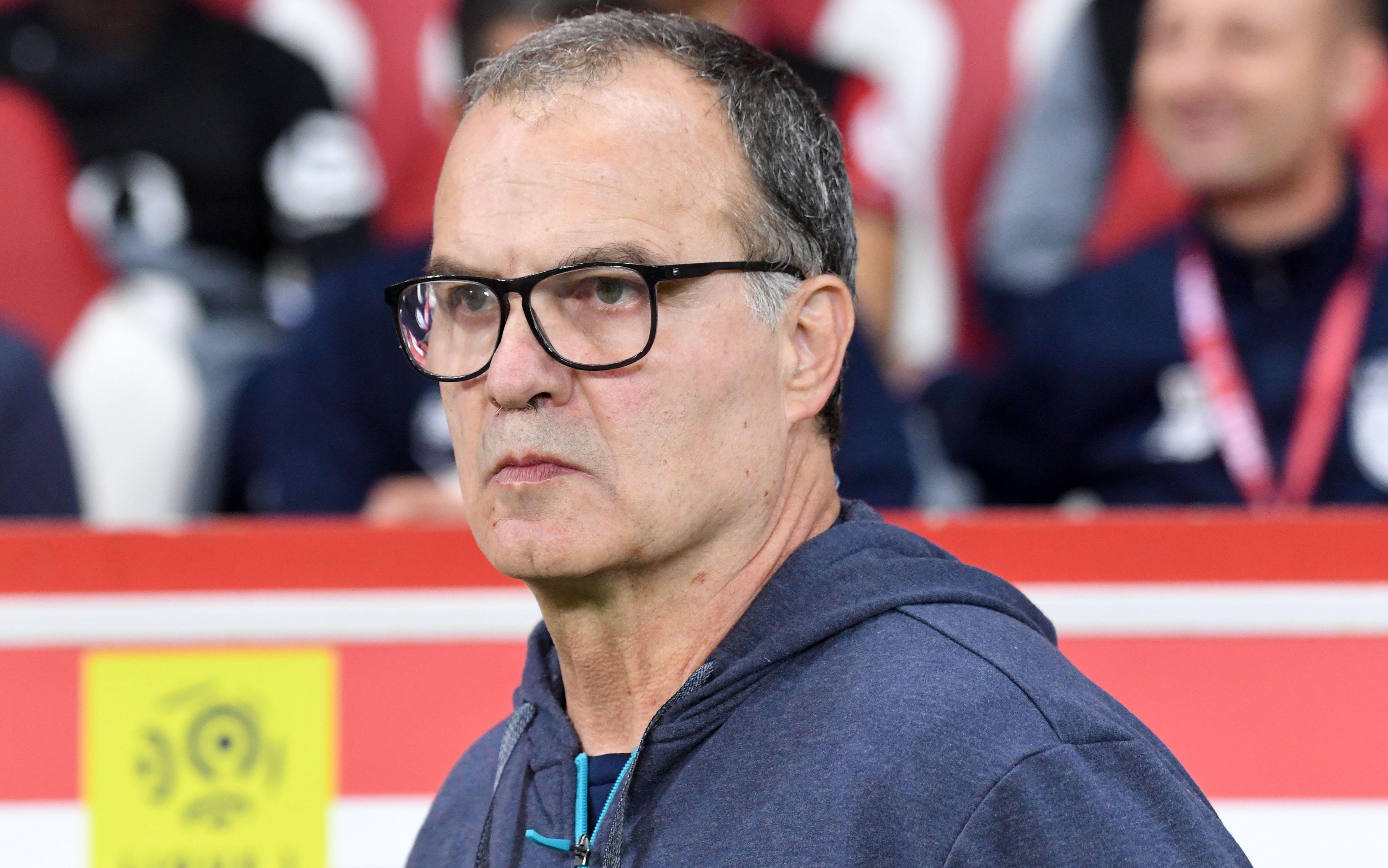 Football - Ligue 1 - Bielsa lance le Classique : «J'espère que l'OM va battre le PSG»