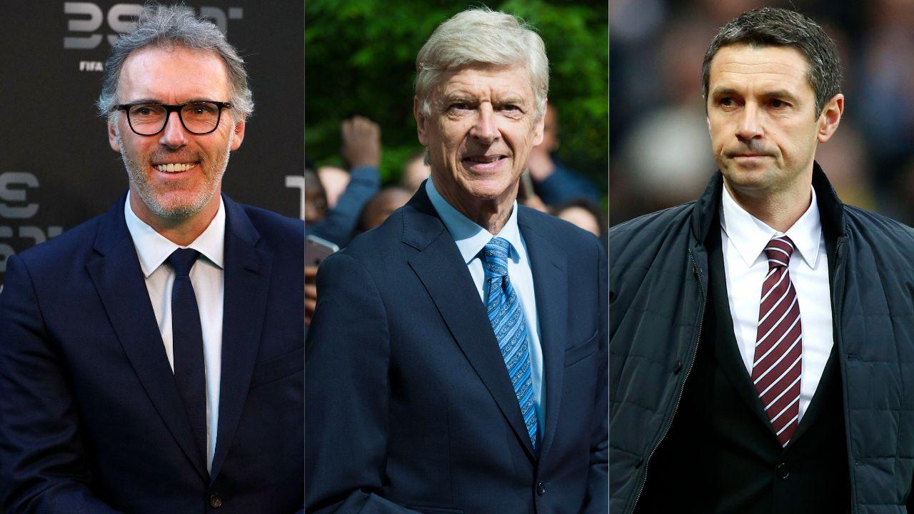Football - Ligue 1 - Blanc, Wenger, Garde : qui pour succéder à Sylvinho ?