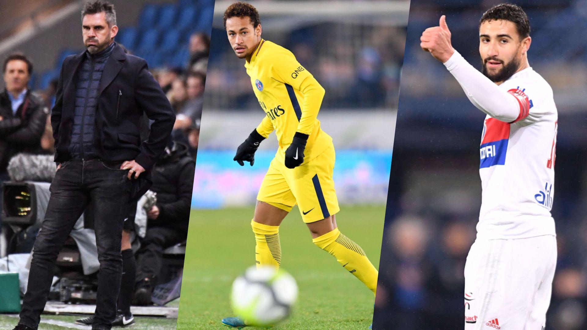 Football - Ligue 1 - Bordeaux, PSG, Fekir : les stats à connaître avant la 17e journée de L1