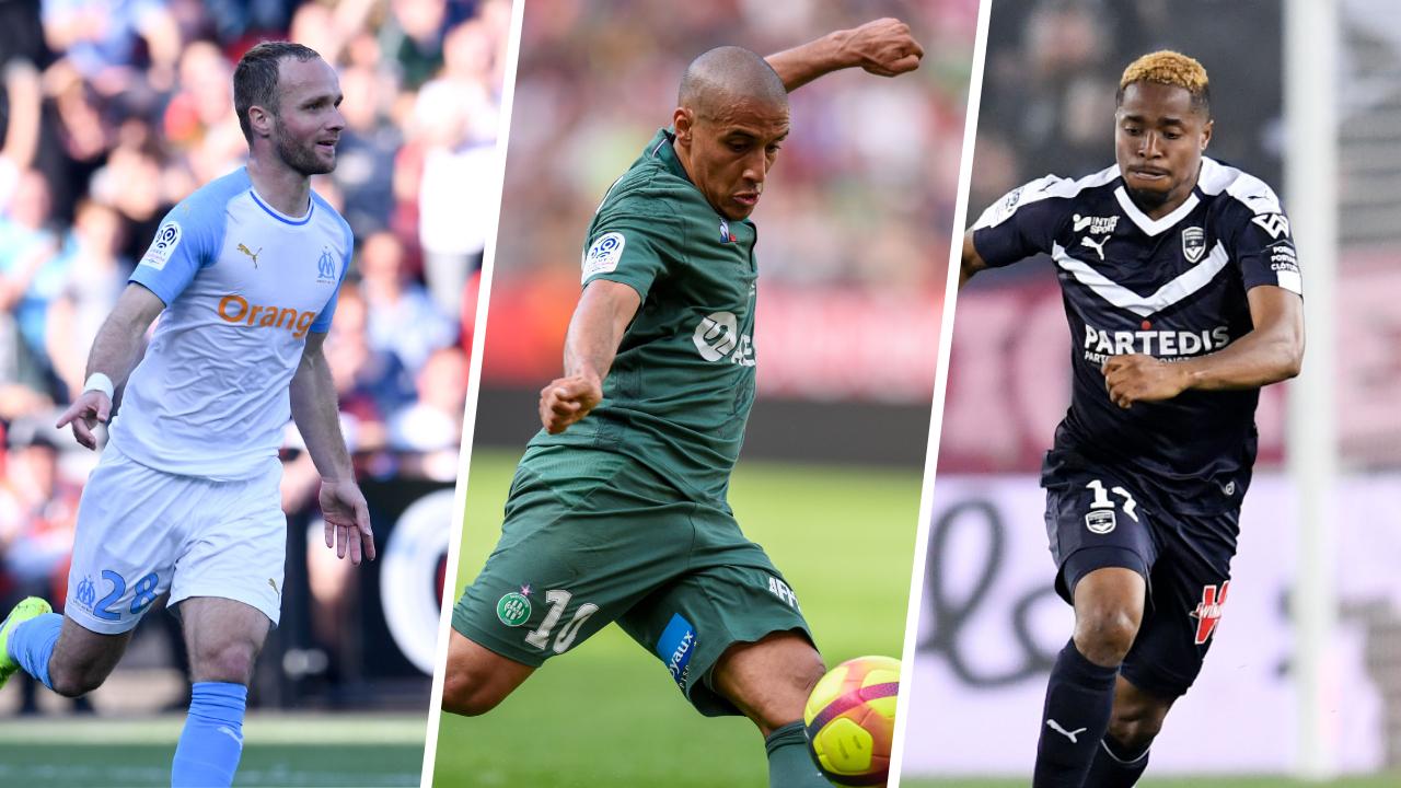 Football - Ligue 1 - Bordeaux, Saint-Etienne, Germain : les stats à connaître avant la 34ème journée de L1