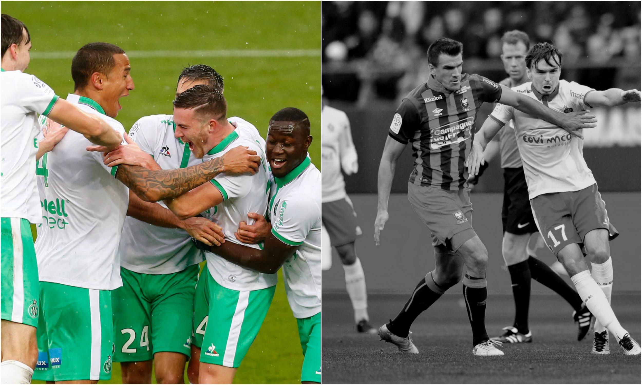 Football - Ligue 1 - Caen-Saint-Etienne : les recrues décisives, Santini dans l'impasse