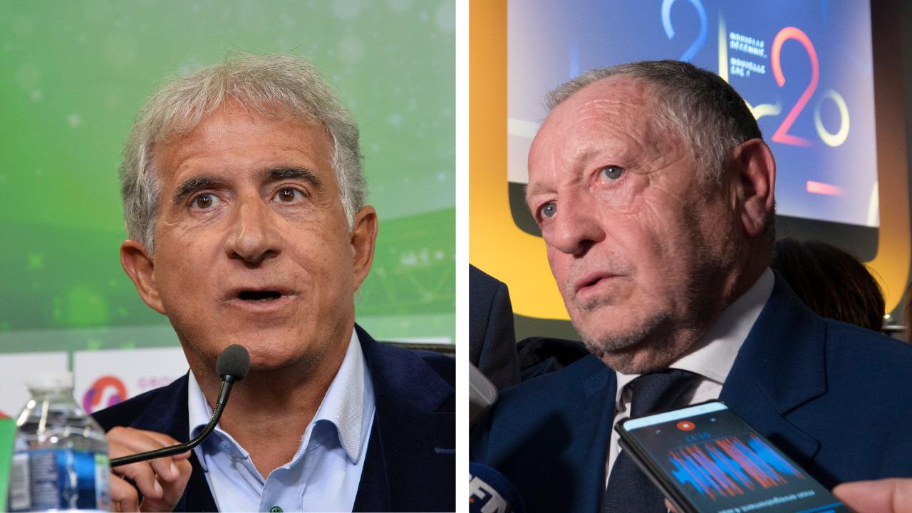Football - Ligue 1 - Caïazzo et le syndicat des clubs répondent à Aulas : «la messe est dite, c'est terminé»