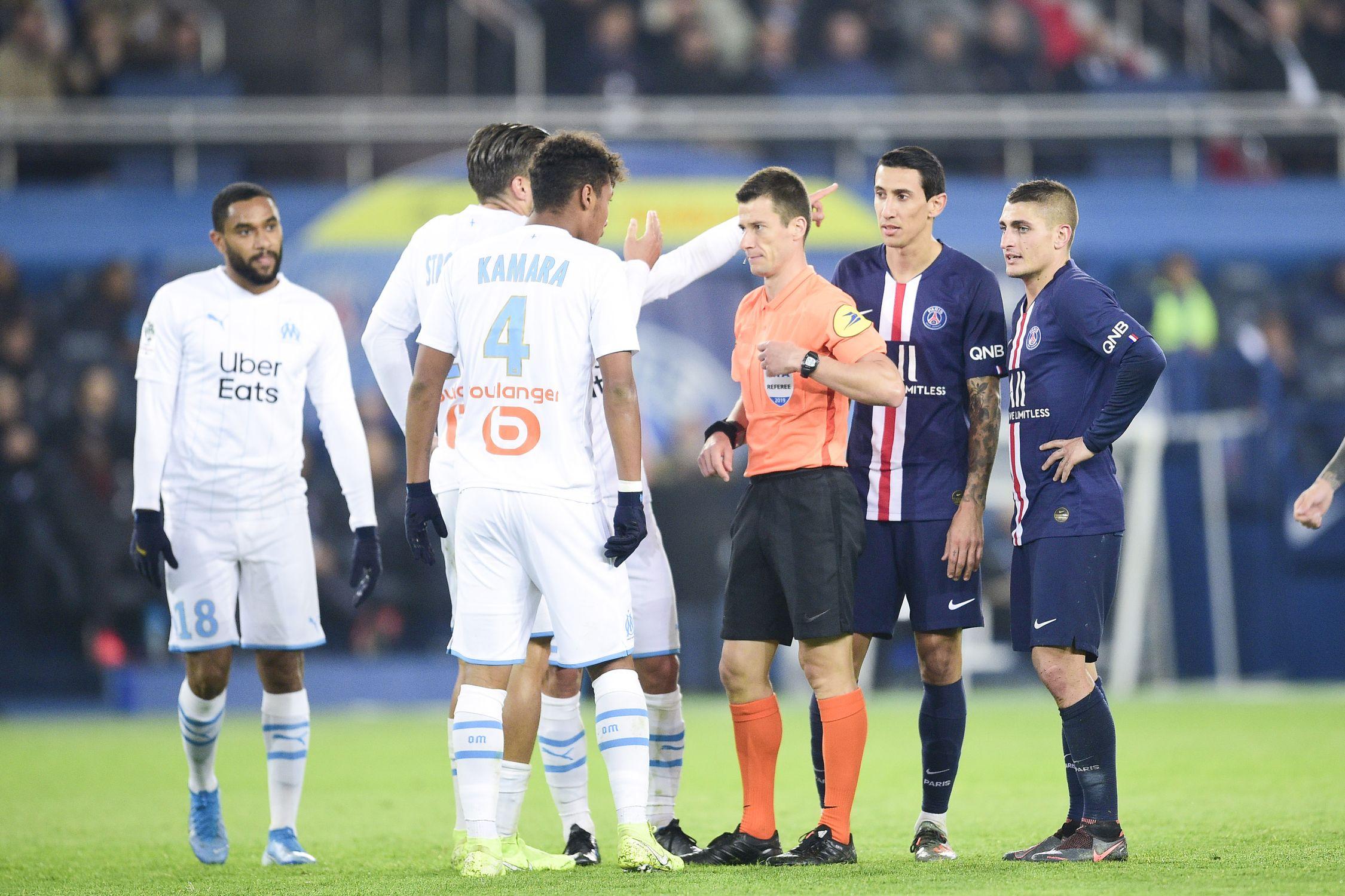 Football - Ligue 1 - Calendrier de L1 2020-21 : PSG-OM dès la troisième journée