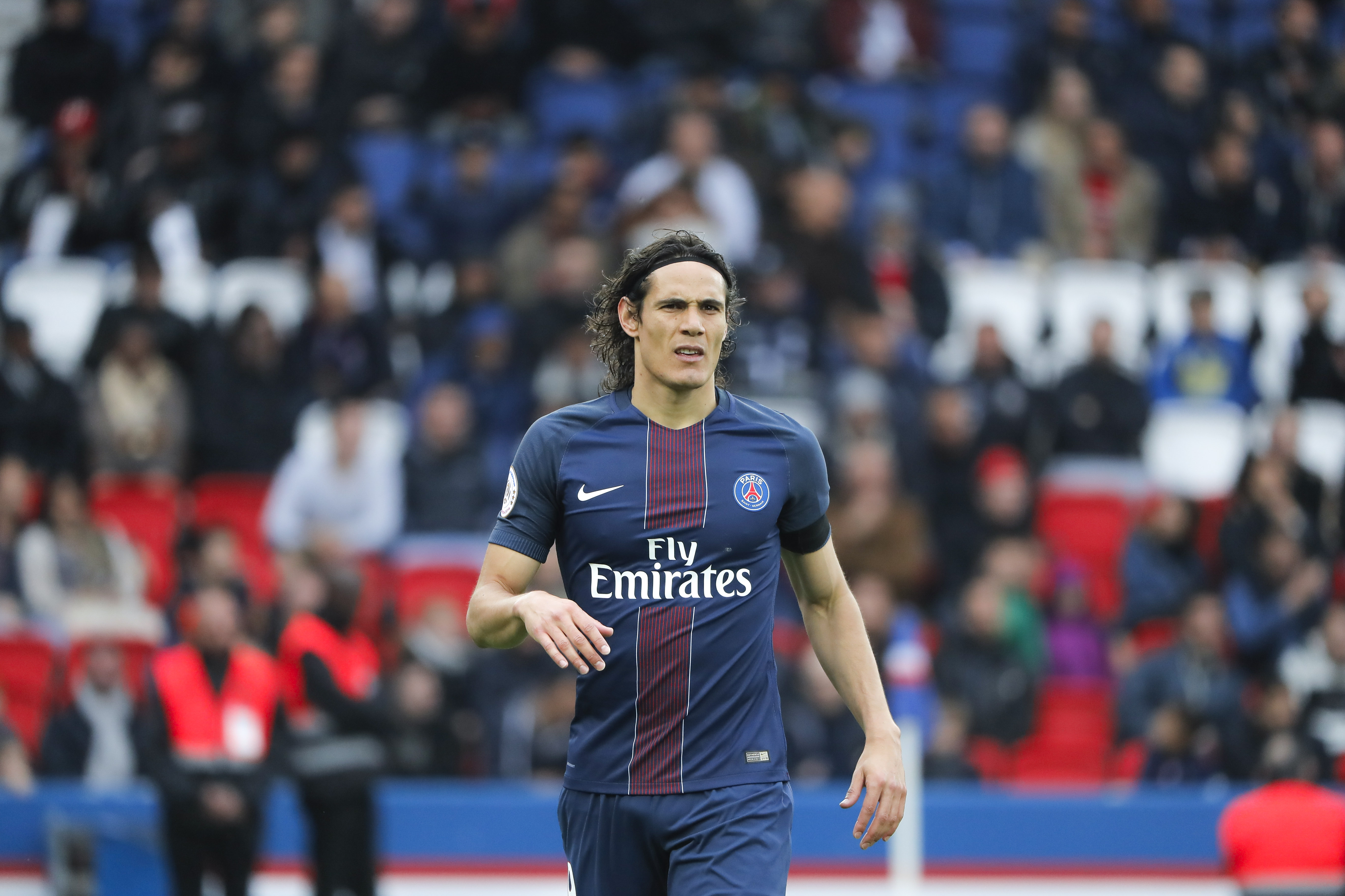 Football - Ligue 1 - Cavani prolonge l'aventure parisienne jusqu'en 2020