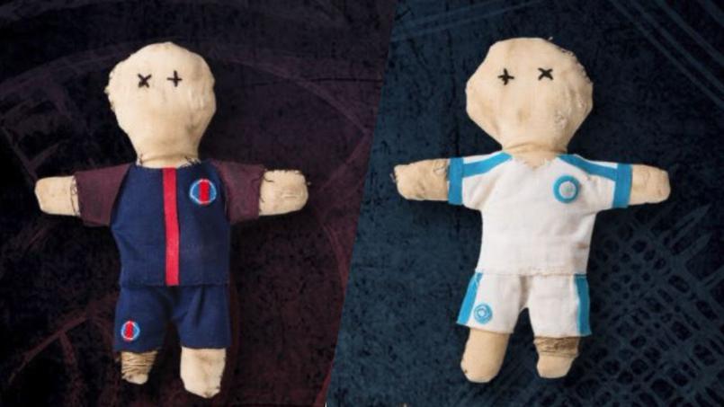 Football - Ligue 1 - Classique PSG-OM : des poupées vaudou pour pimenter le choc