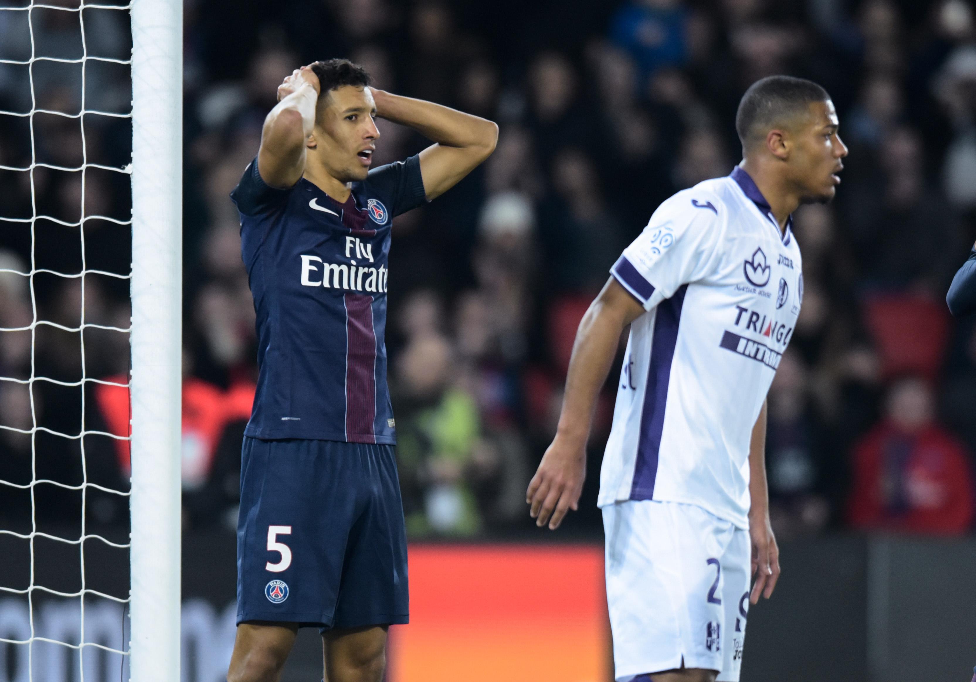 Football - Ligue 1 - Contre Toulouse, «il a manqué un peu de tout» au PSG