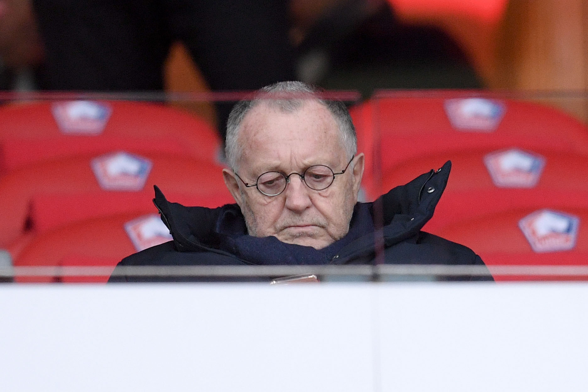 Football - Ligue 1 - Coronavirus: Aulas a «des doutes» sur la reprise de la Ligue 1
