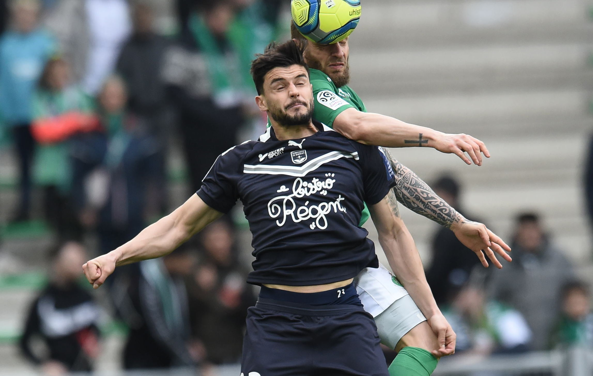 Football - Ligue 1 - Coronavirus : le principal sponsor des Girondins suspend provisoirement son engagement