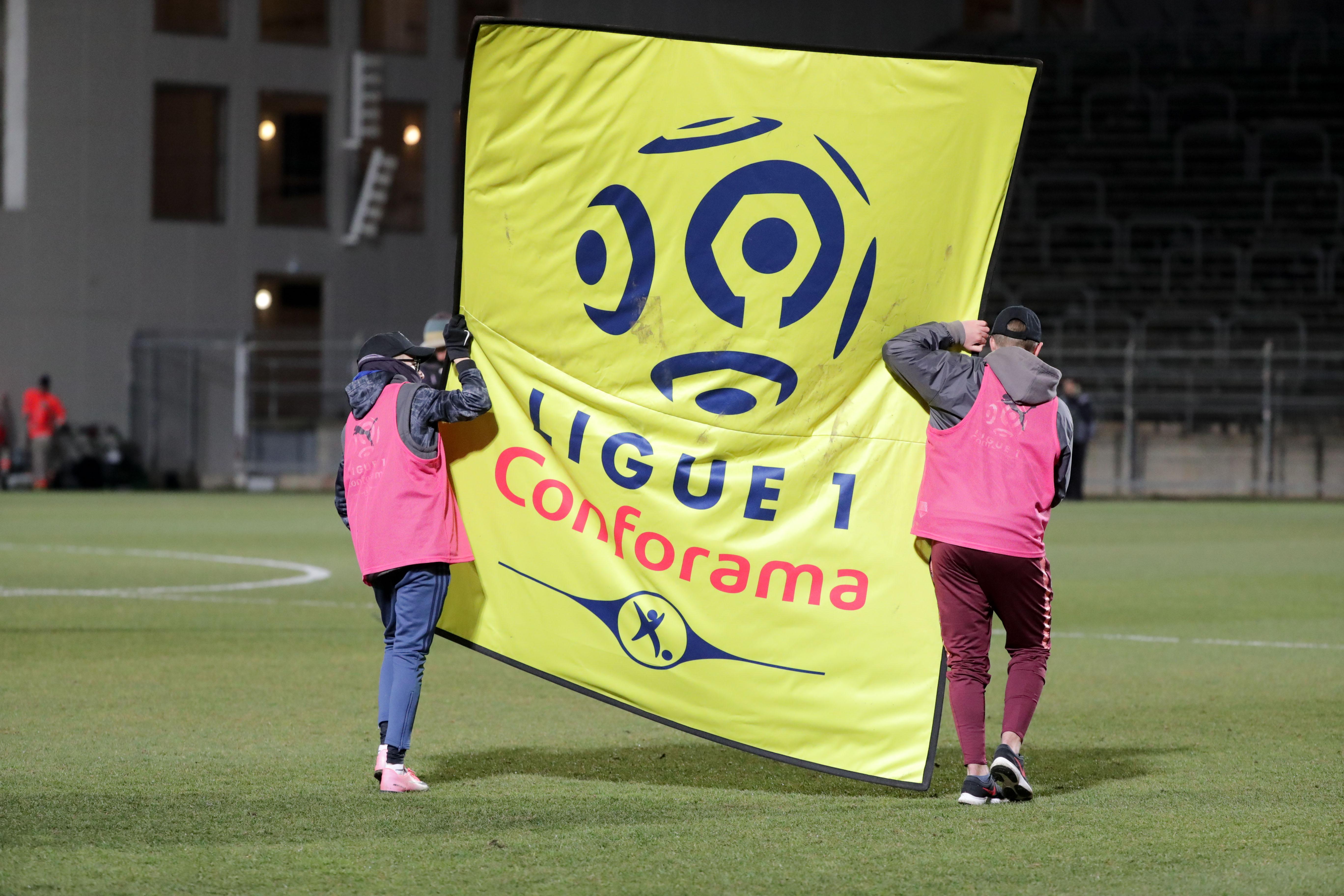 Football - Ligue 1 - Coronavirus : quatre grands clubs de Ligue 1 proches de la faillite