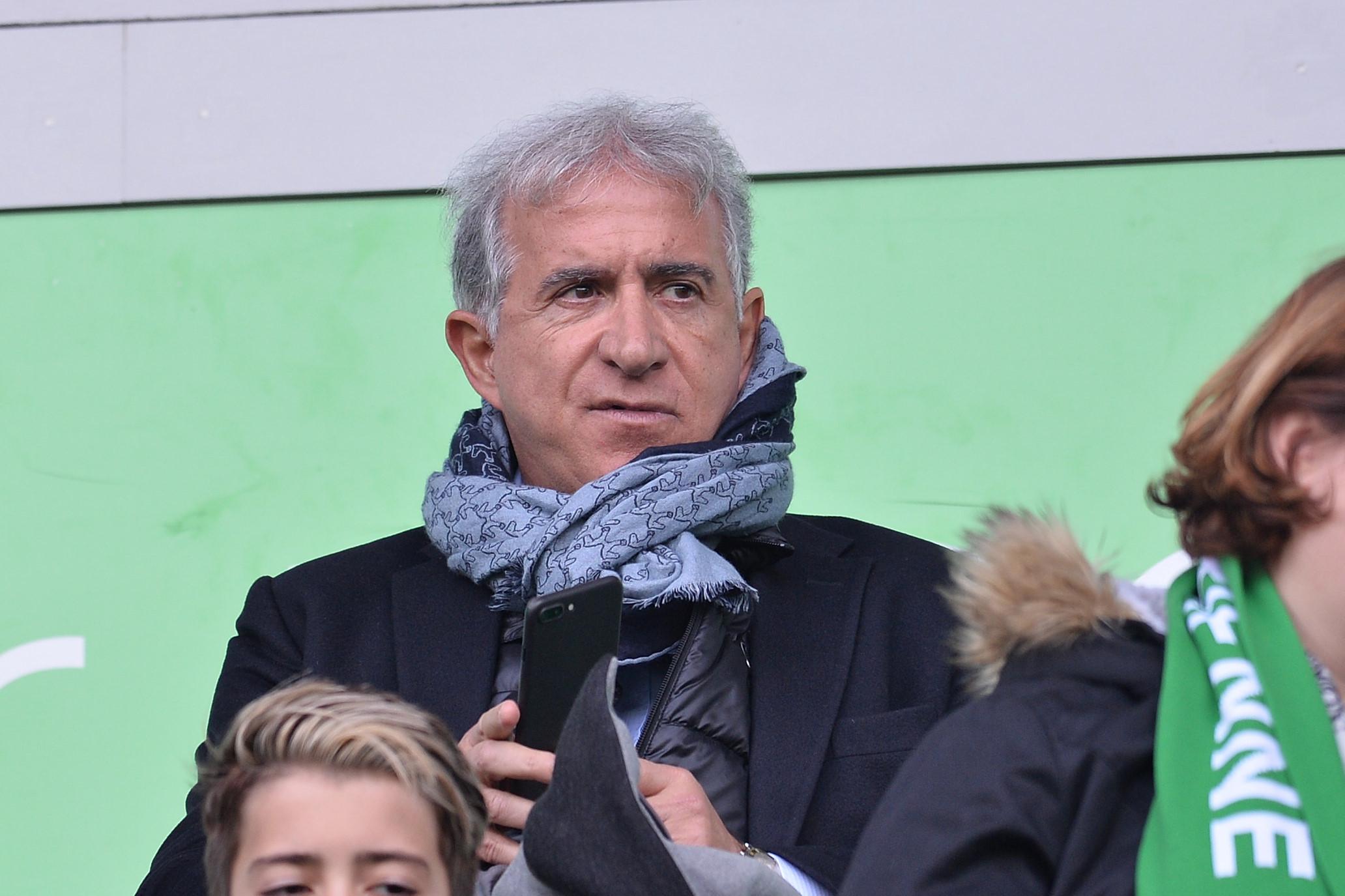 Football - Ligue 1 - Crise à Saint-Etienne : «Gasset est la solution», assure Bernard Caïazzo