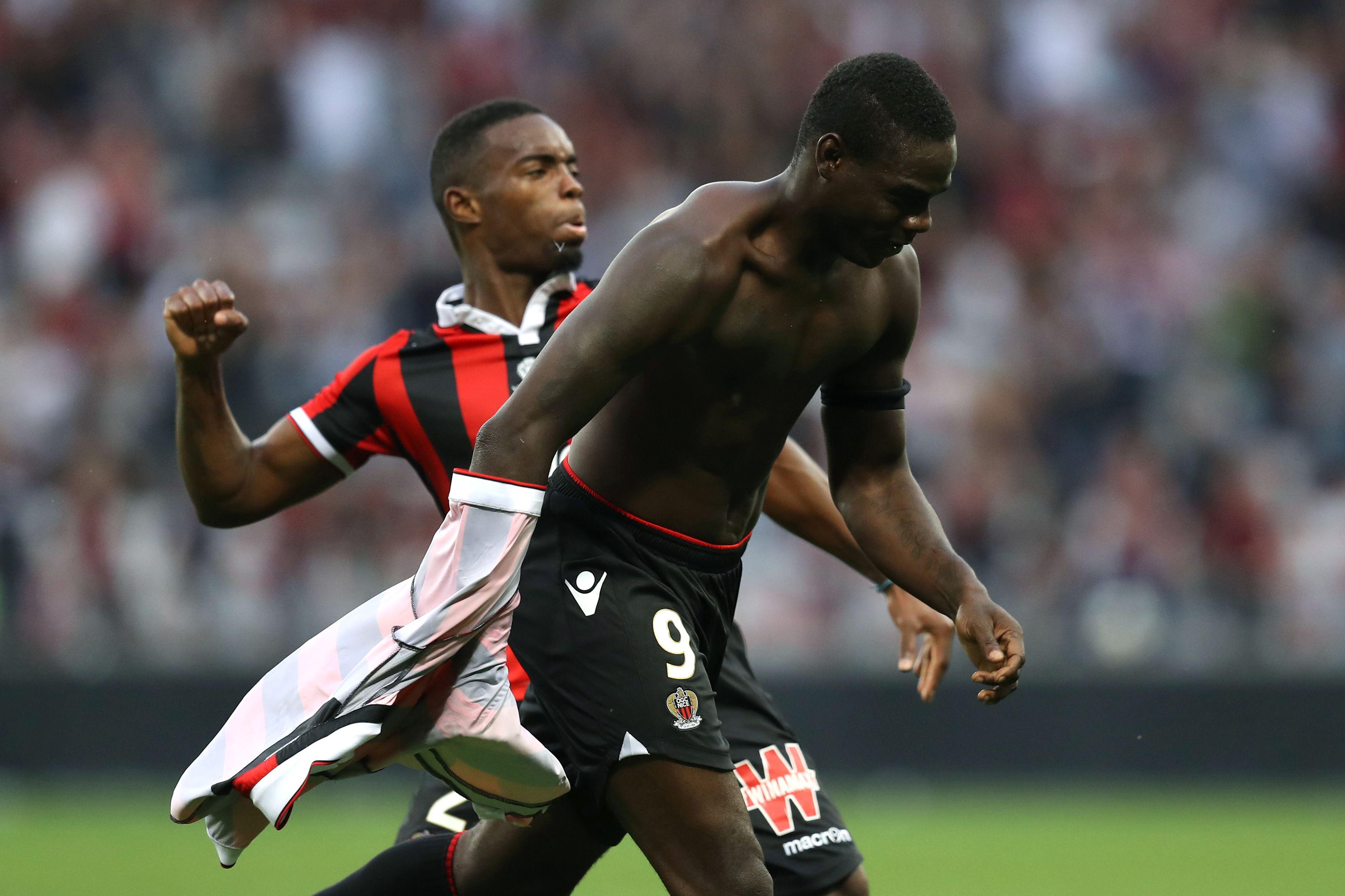 Football - Ligue 1 - Cyprien : «Pour les adversaires, Mario est énervant»