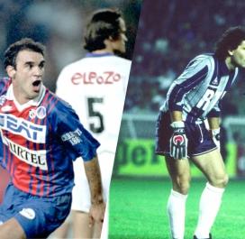 Ricardo Gomes et Joël Bats (1996-98)