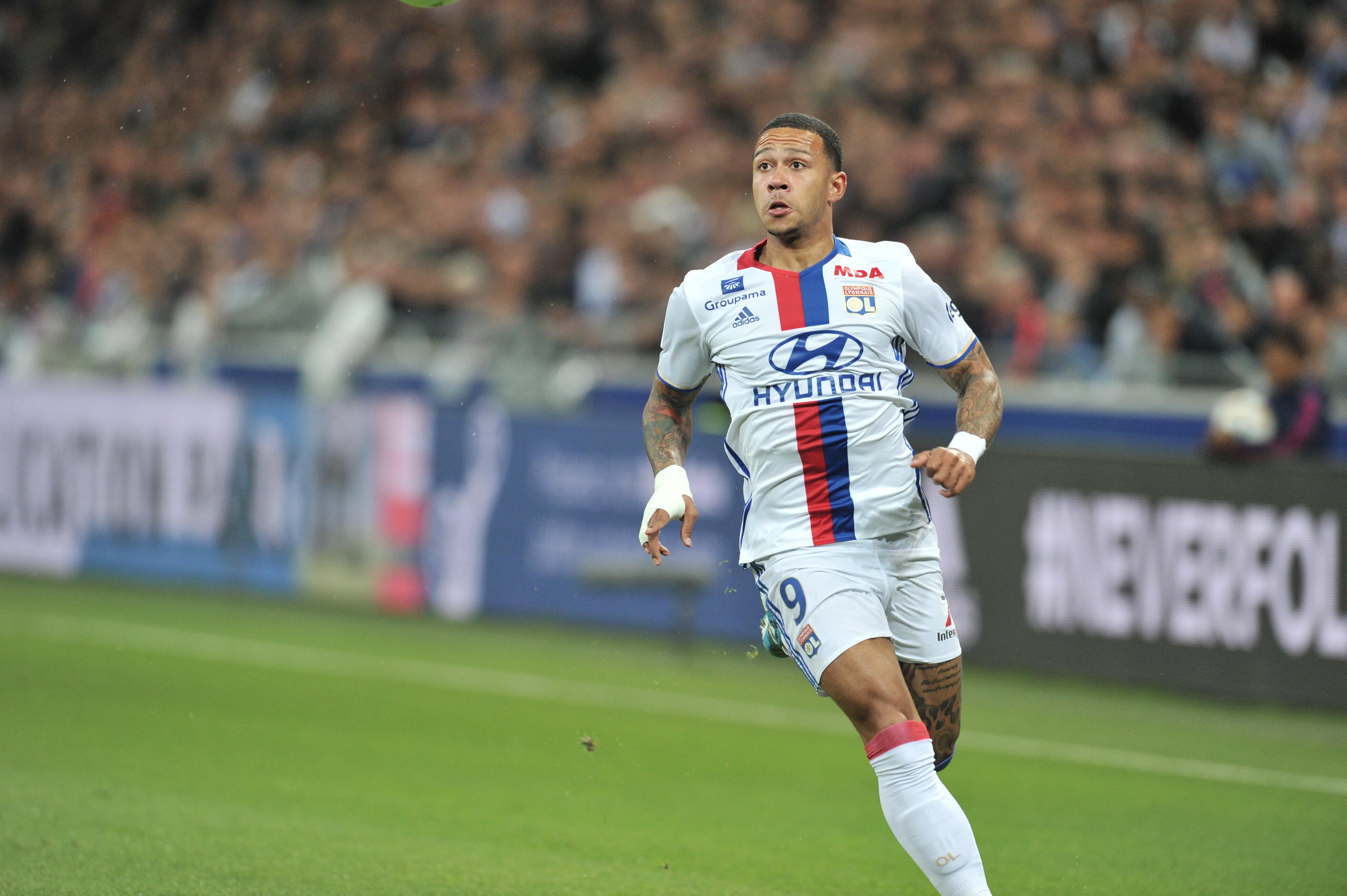 Football - Ligue 1 - Lyon : Depay, pourquoi ça coince ?