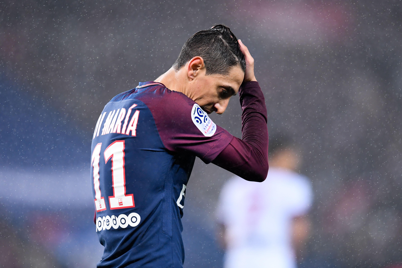 Football - Ligue 1 - Di Maria, retour de vacances et... futur départ du PSG ?