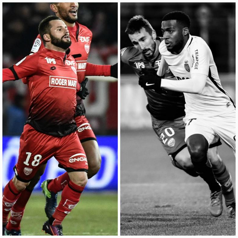 Football - Ligue 1 - Tops et Flops de Dijon-Monaco : Sammaritano le sauveur, Lemar le fantôme