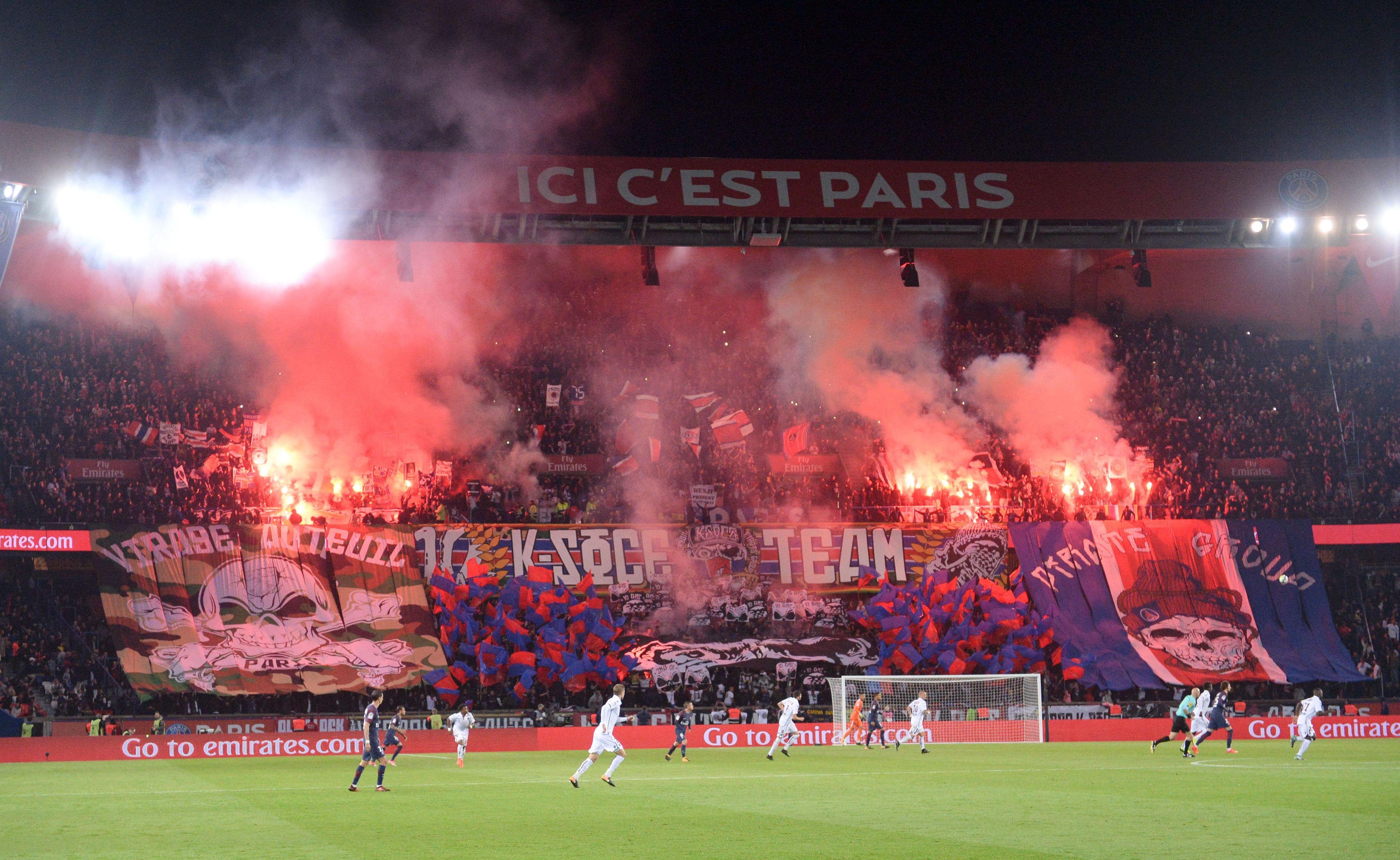 Football - Ligue 1 - Discipline : Le Parc des Princes sanctionné, le Vélodrome épargné