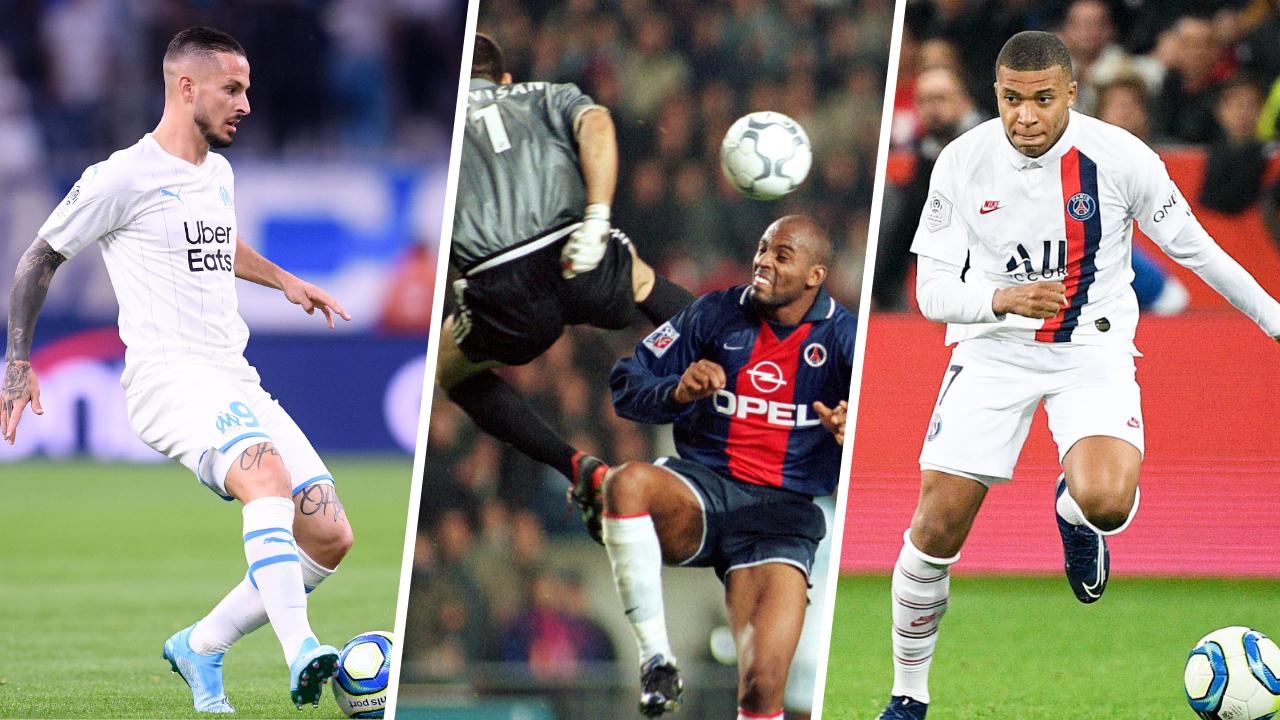 Football - Ligue 1 - Domination marseillaise, Mbappé, Benedetto : les stats à retenir avant le choc PSG - OM