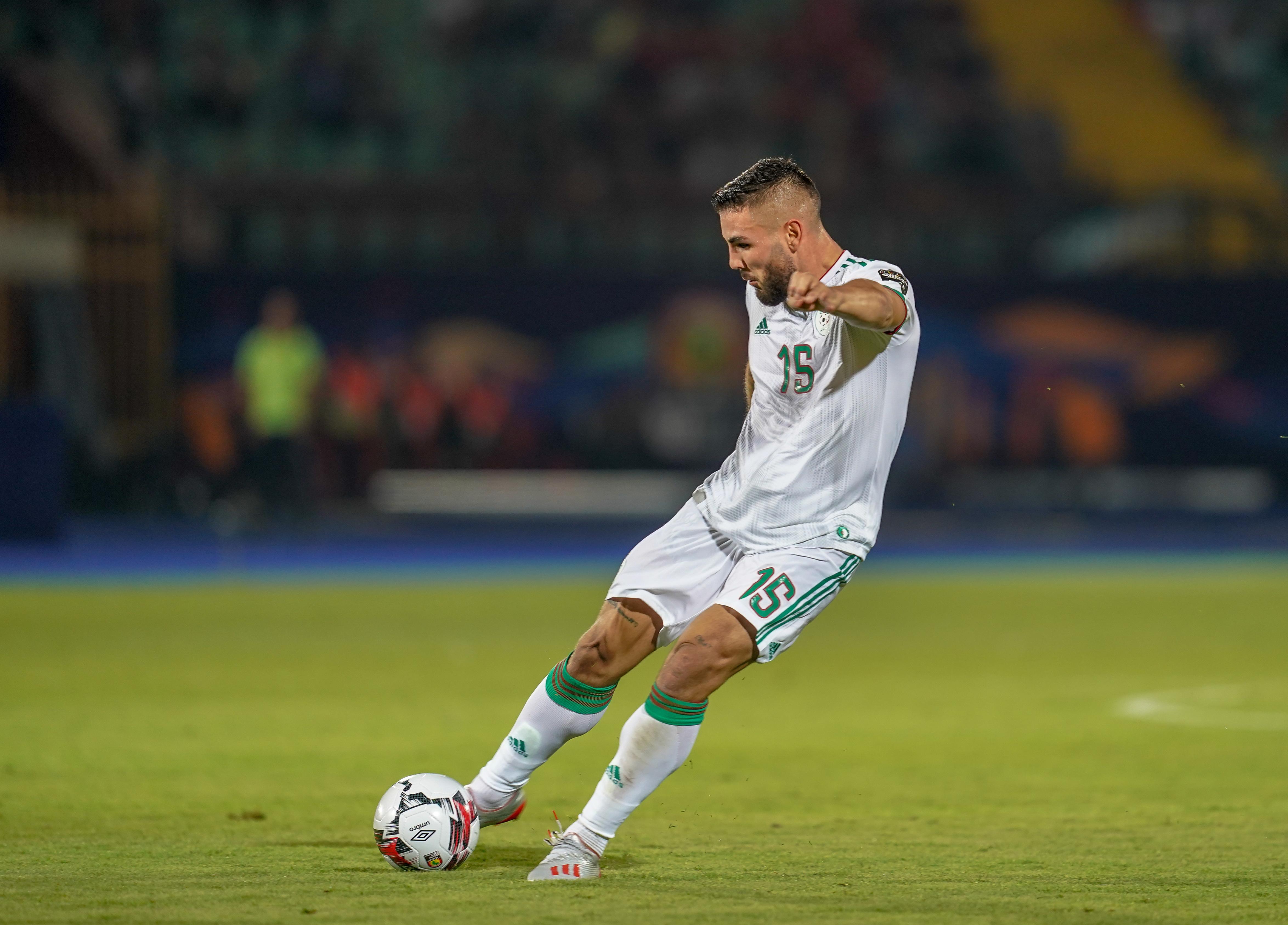 Football - Ligue 1 - Drame de Montpellier : l'international algérien Andy Delort exprime sa «colère»