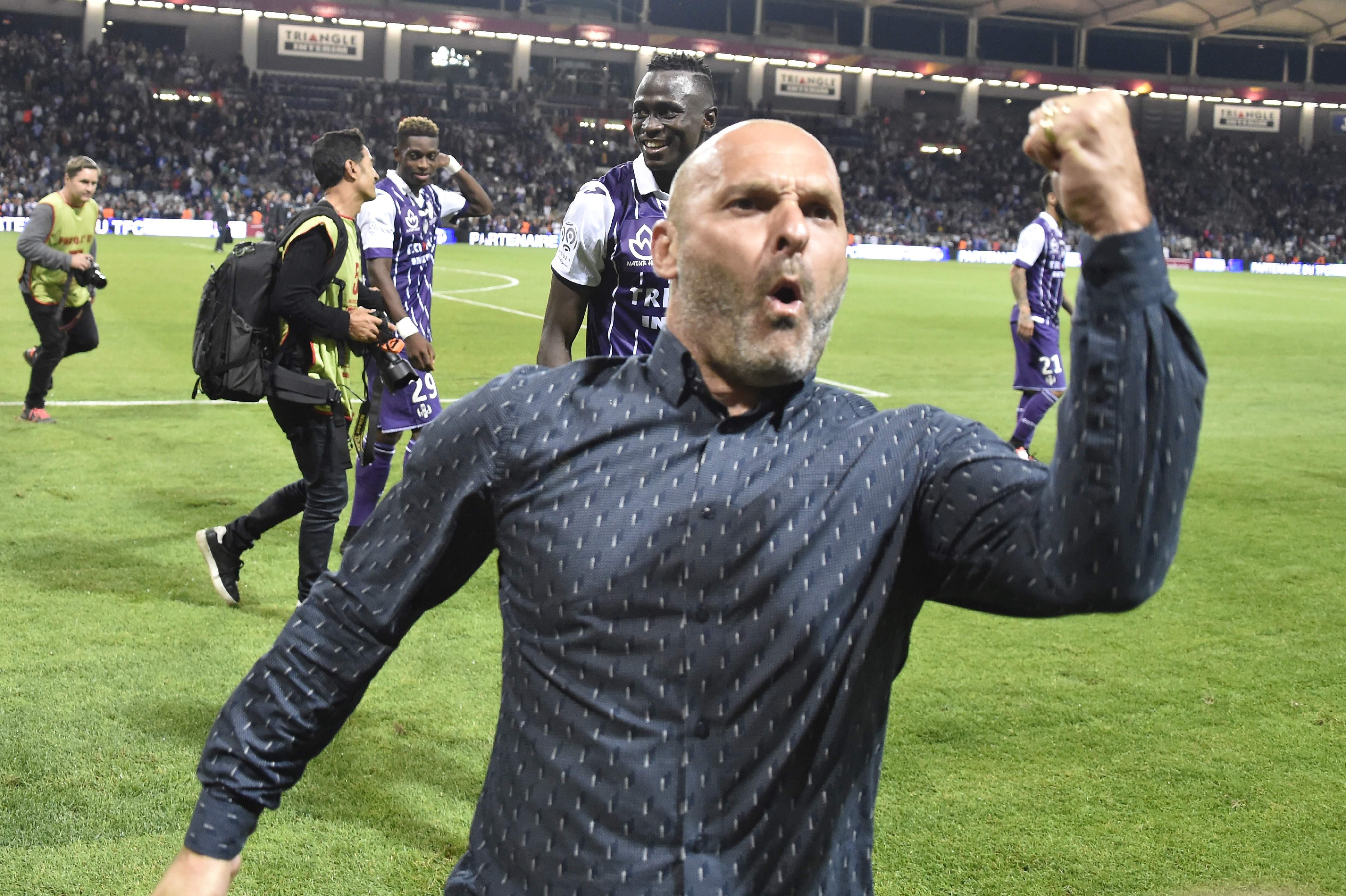 Football - Ligue 1 - Dupraz : «J'ai serré les fesses quand même en première période»