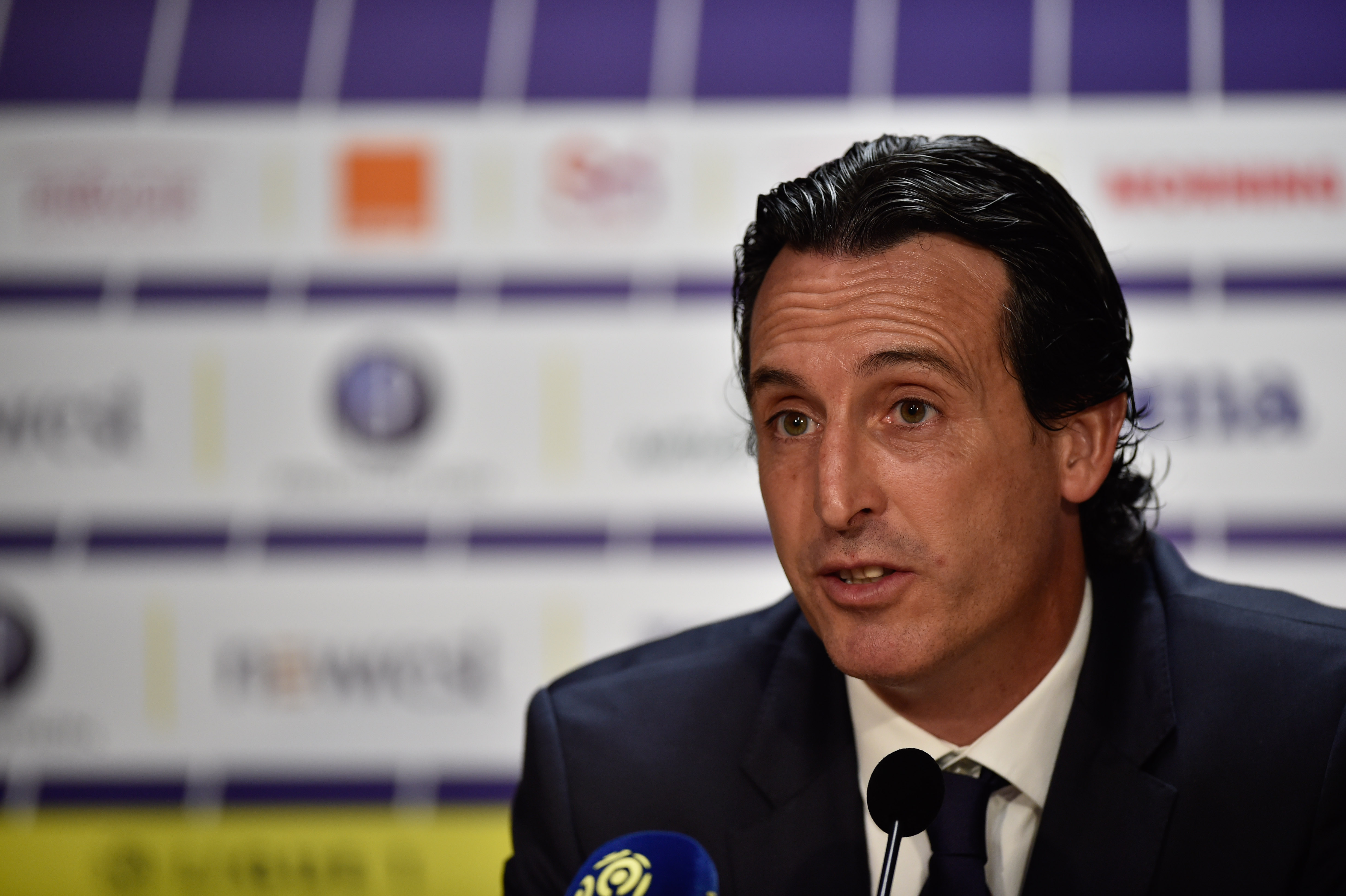 Football - Ligue 1 - Emery : «Les Ultras ? Importants pour la magie du Parc»