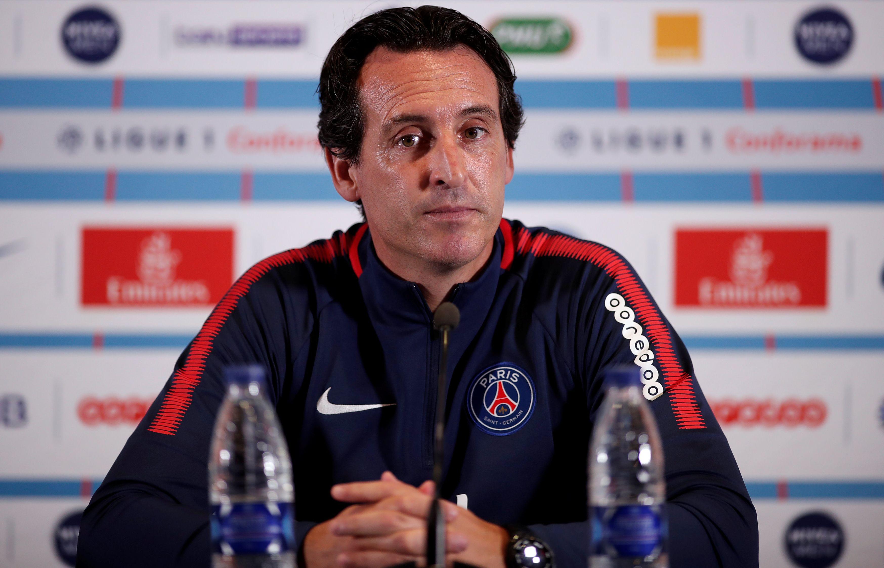 Football - Ligue 1 - Emery : «Saint-Etienne ? Notre premier gros test»