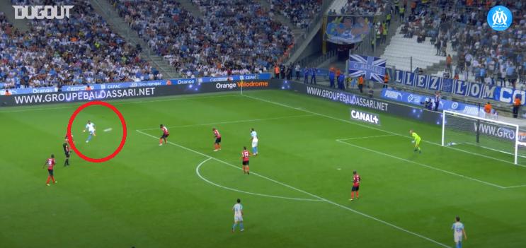 Football - Ligue 1 - En attendant le foot : la sublime volée lobée de Payet contre Guingamp