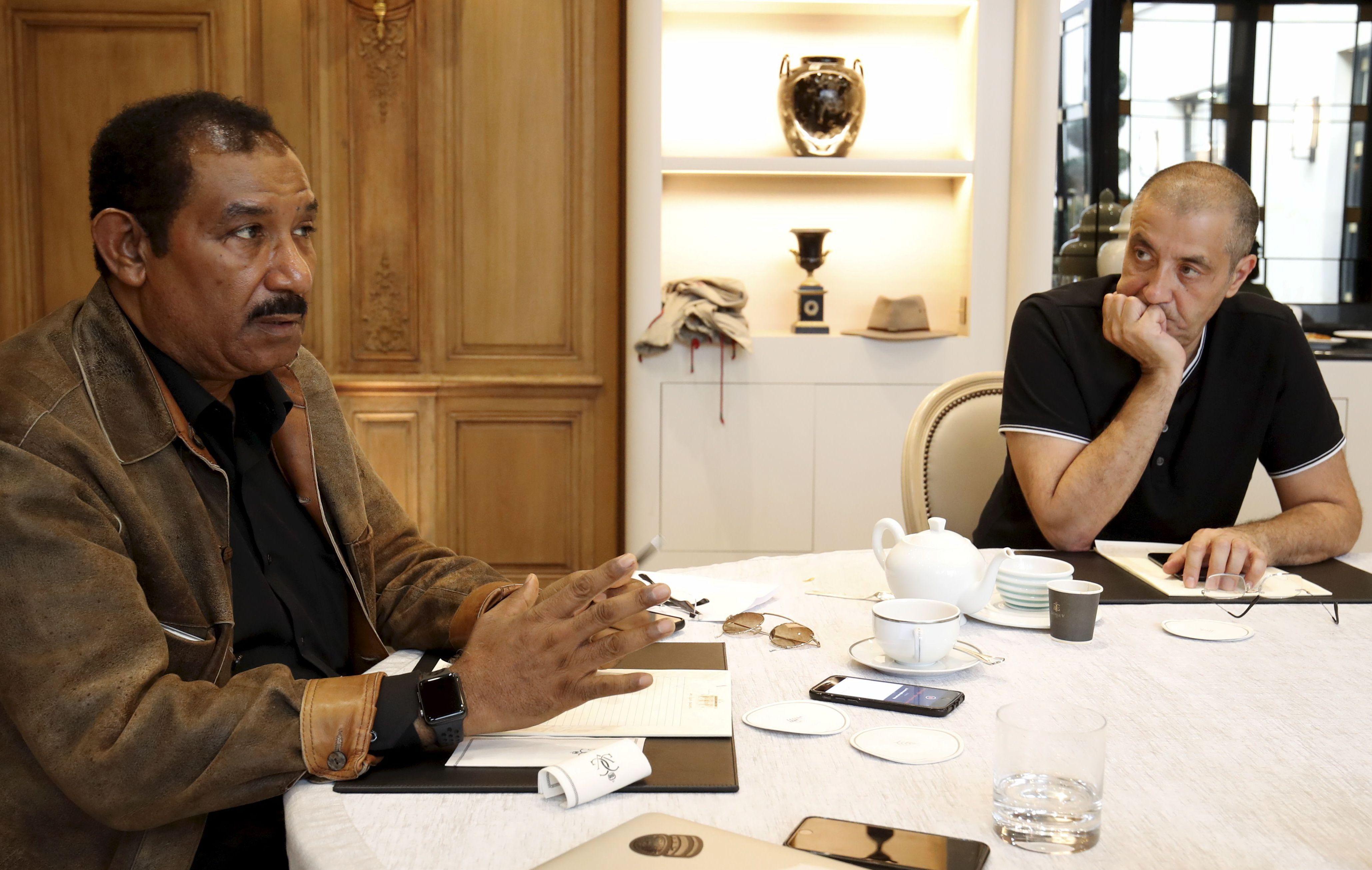 Football - Ligue 1 - En cas de rachat par Ajroudi, Boudjellal sera bien le président de l'OM