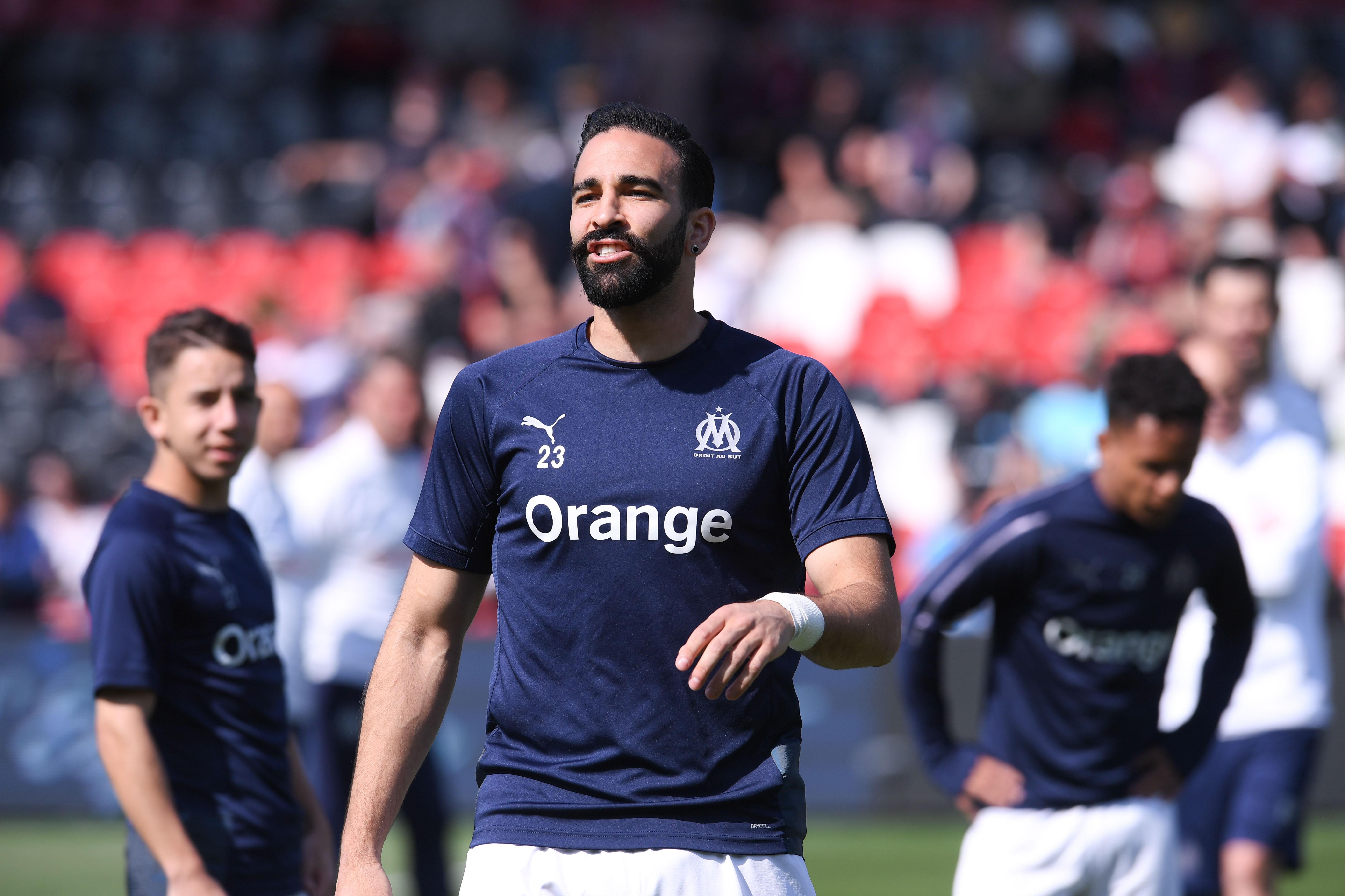 Football - Ligue 1 - Entre Adil Rami et l'OM, cela sent de plus en plus la fin