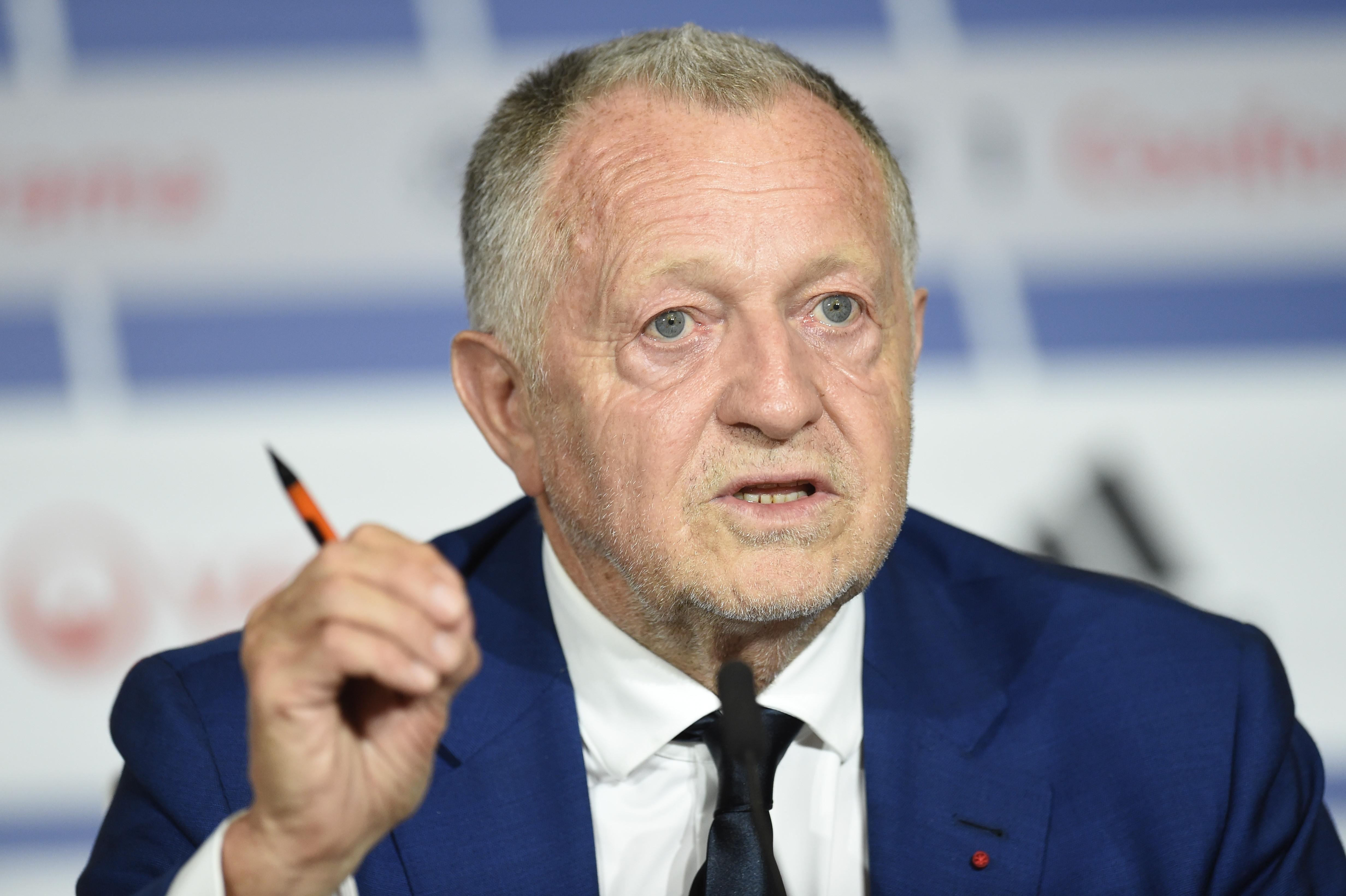 Football - Ligue 1 - Aulas abdique pour la reprise, pas pour l'Europe : «Mon petit doigt me dit qu'on y sera»