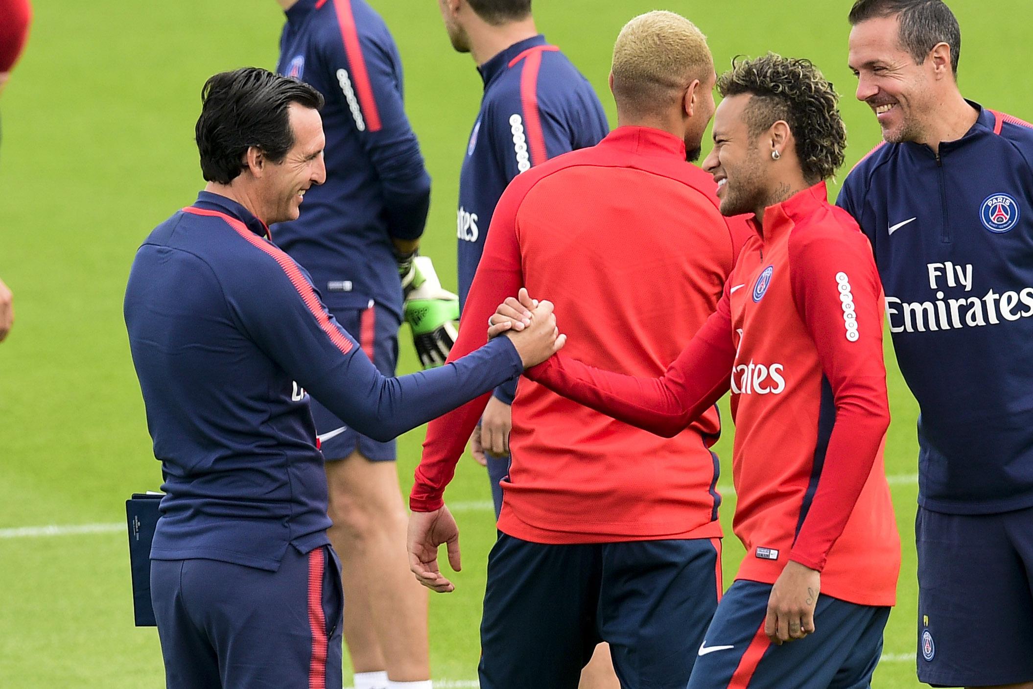 Football - Ligue 1 - Entre Neymar et Emery, le courant passe de plus en plus mal