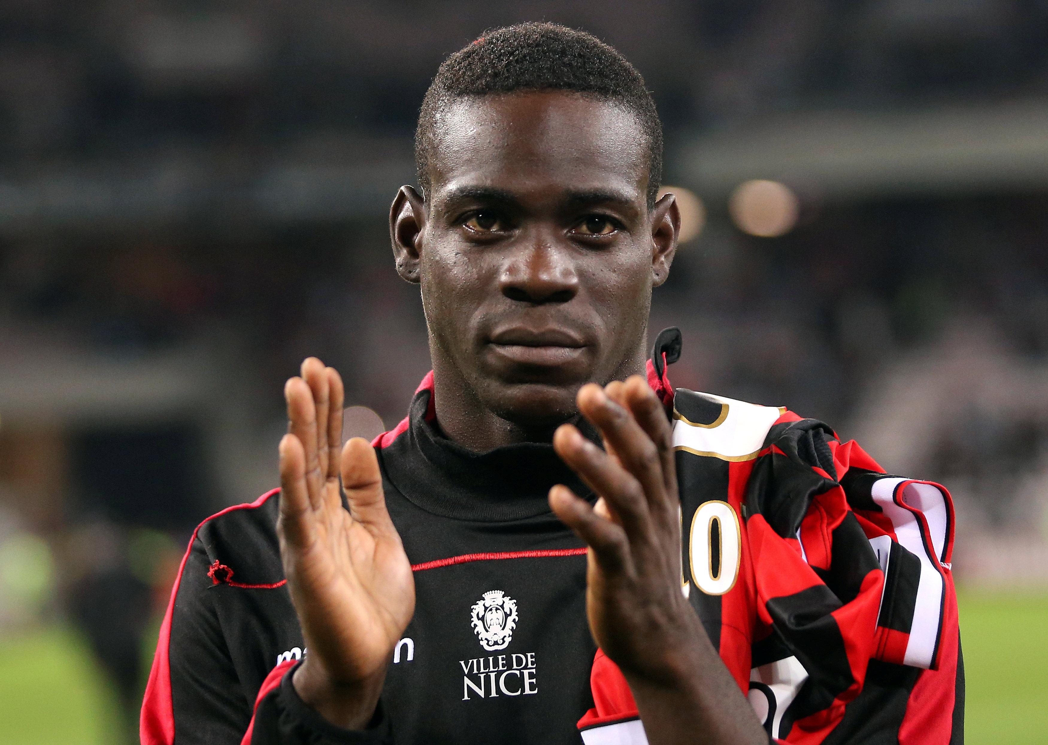 Football - Ligue 1 - Exclu contre Lorient, Balotelli pourrait finalement jouer contre Lyon