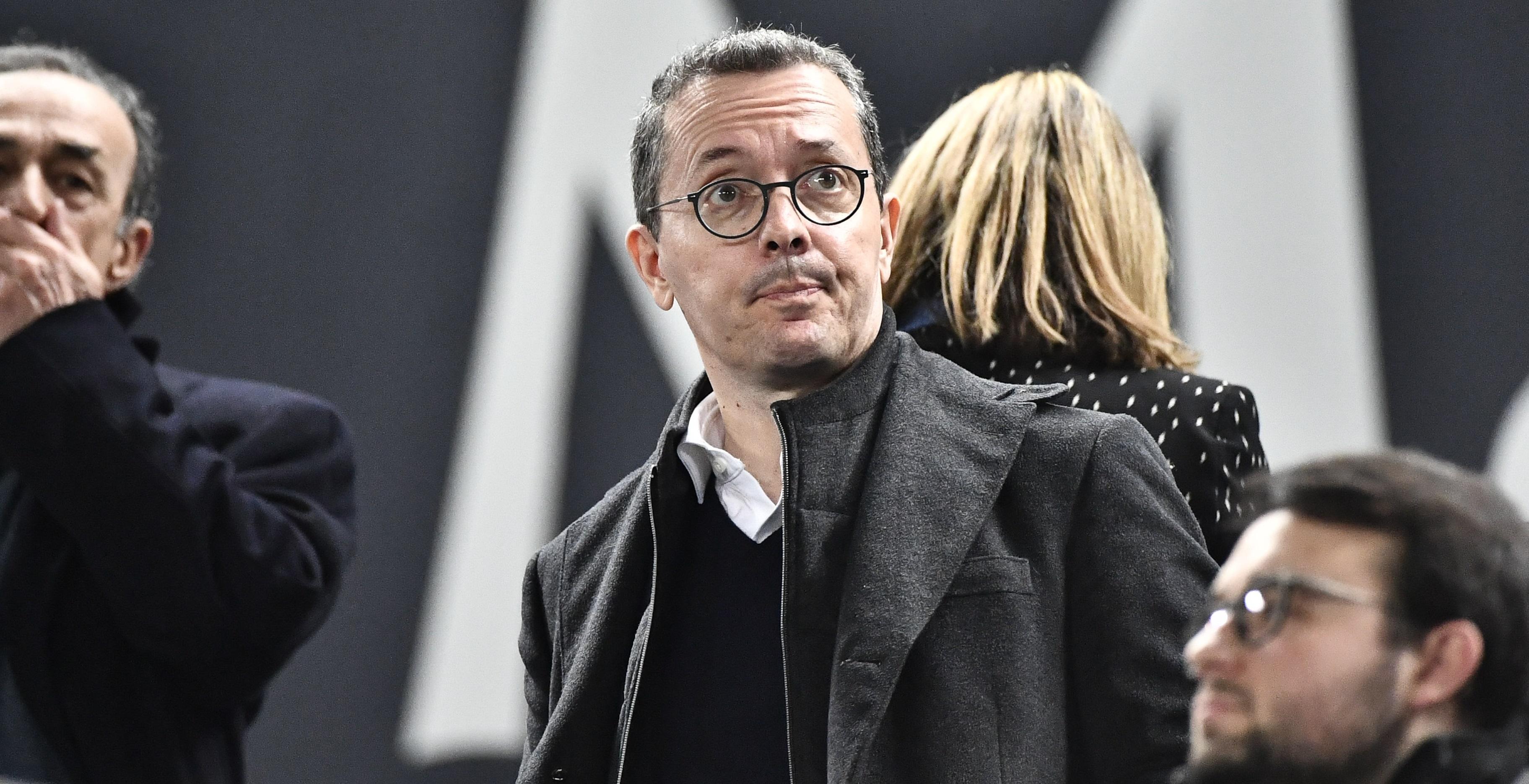 Football - Ligue 1 - Eyraud dévoile le plan qui doit permettre à l'OM de «retrouver son rang de top club européen»