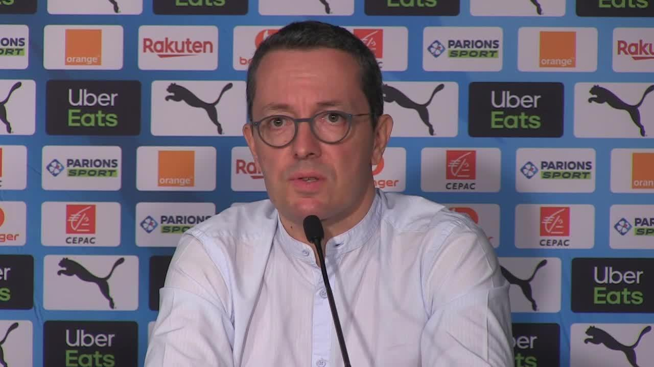 Football - Ligue 1 - Eyraud sur le cas Rami : «Un échec pour tout le monde»