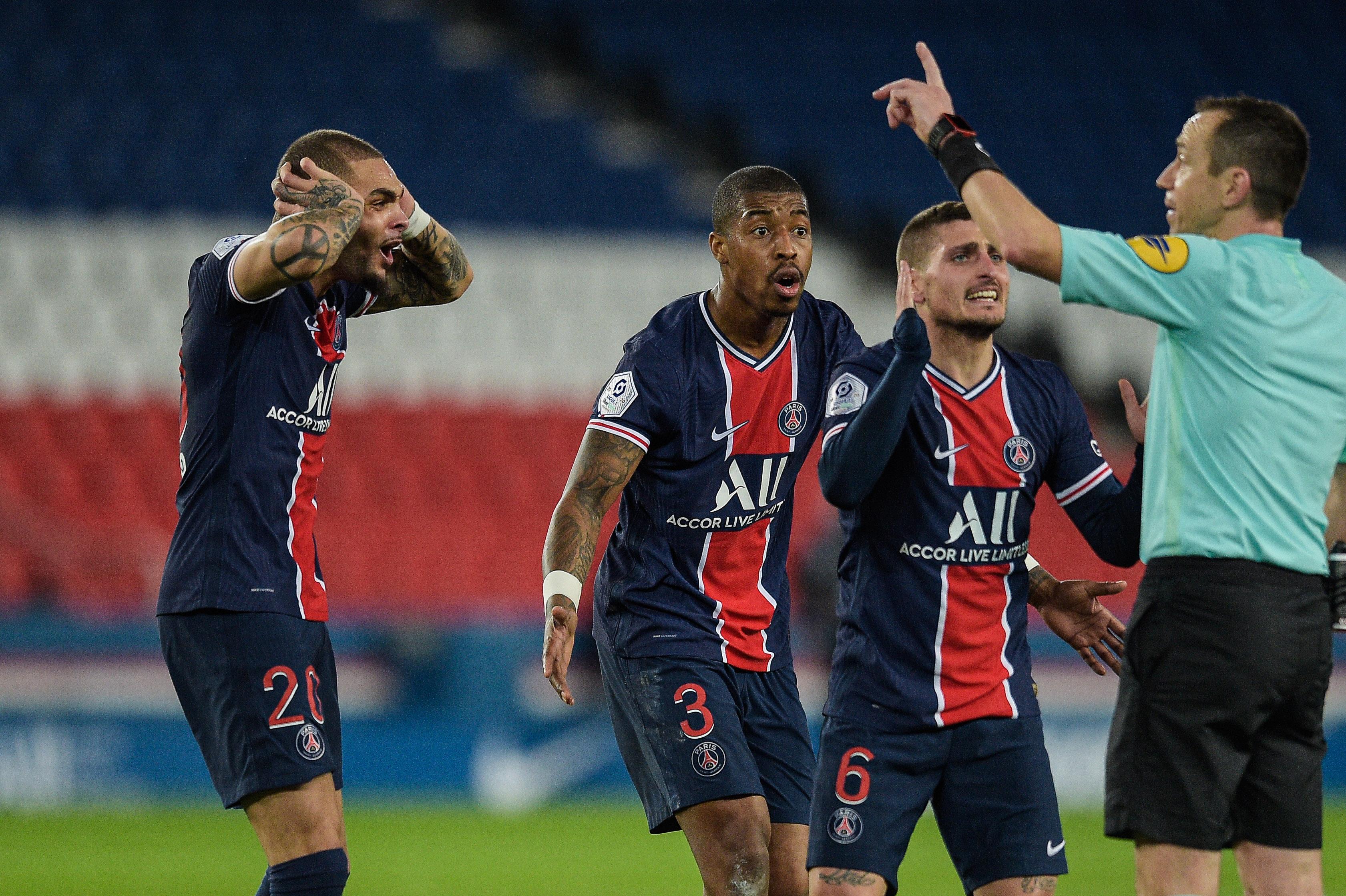 Football - Ligue 1 - Faut-il s'inquiéter pour le PSG, battu par Monaco ?