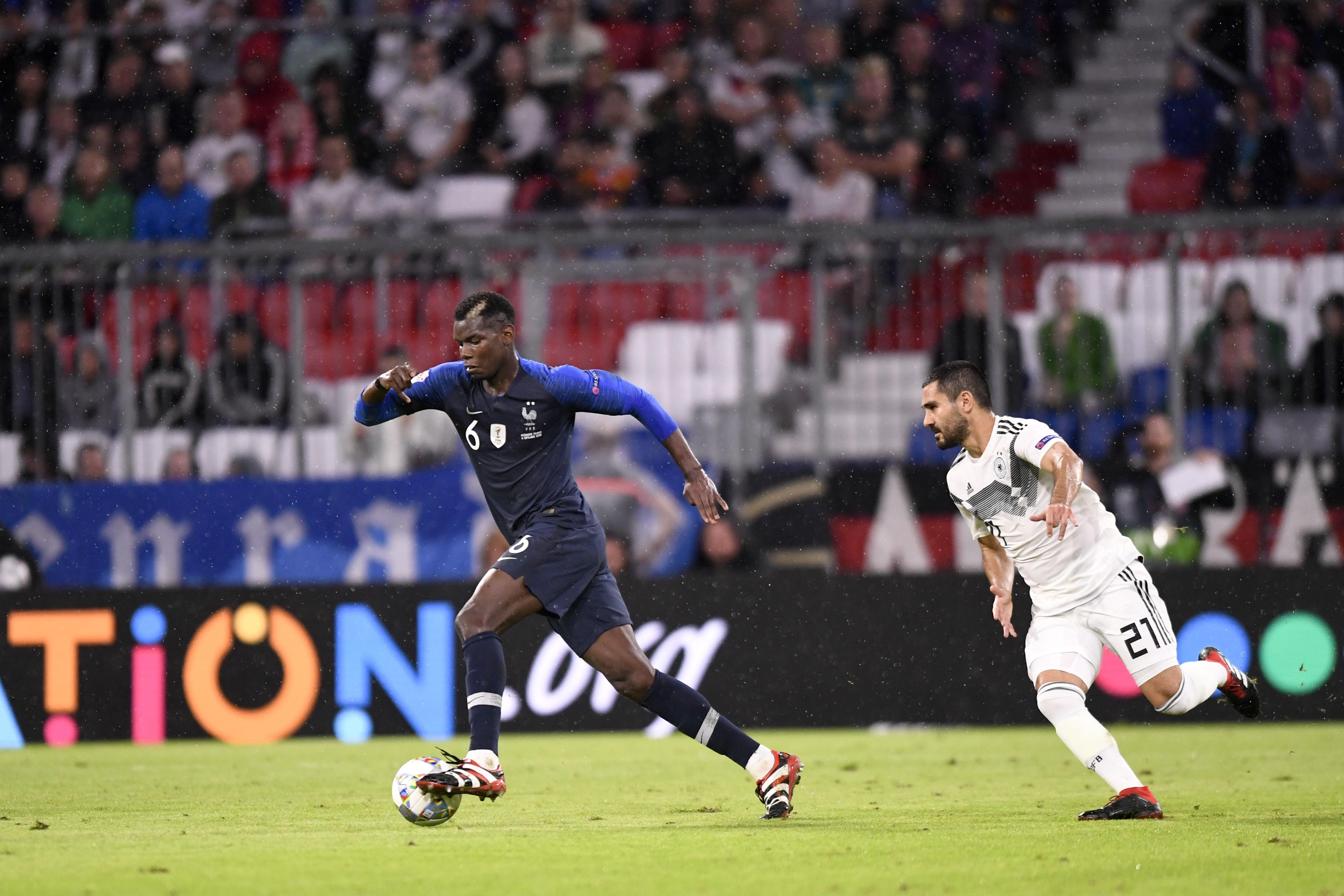 Football - Equipe de France - France-Allemagne, une affiche de gala pour confirmer