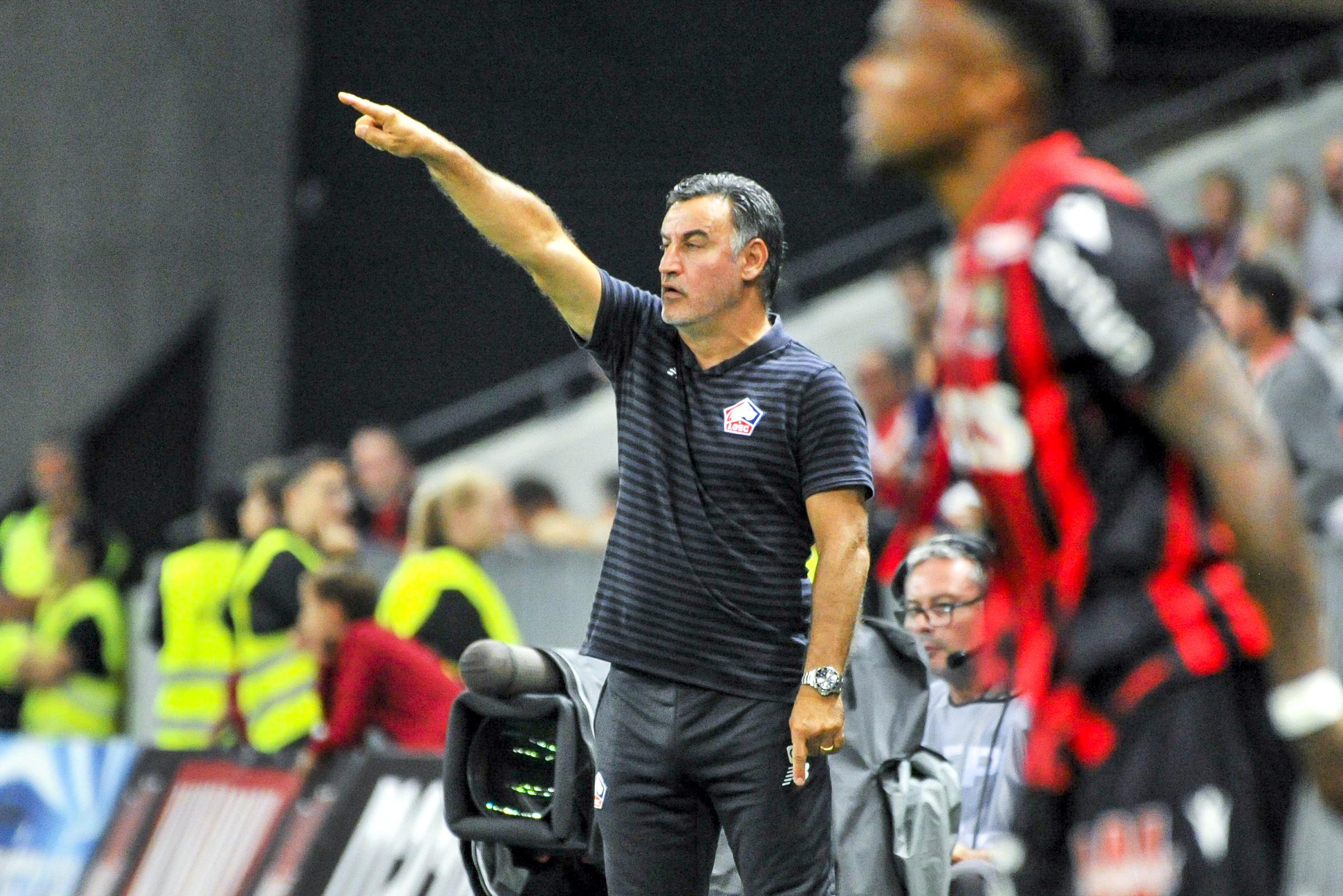 Football - Ligue 1 - Galtier : «Très frustré, limite colère, on a encore été très gentil sur le plan offensif»