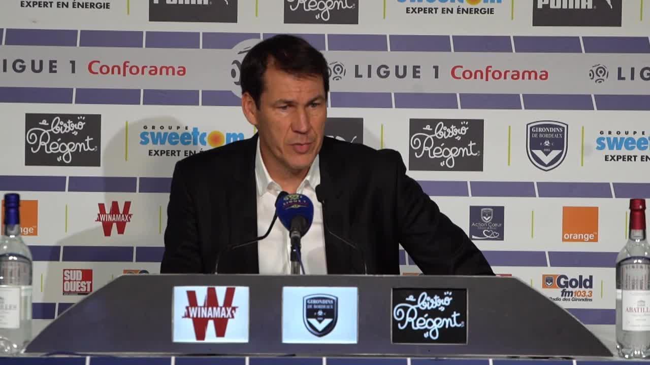 Football - Ligue 1 - Garcia après Bordeaux-OM : «Ça fait bien chier»
