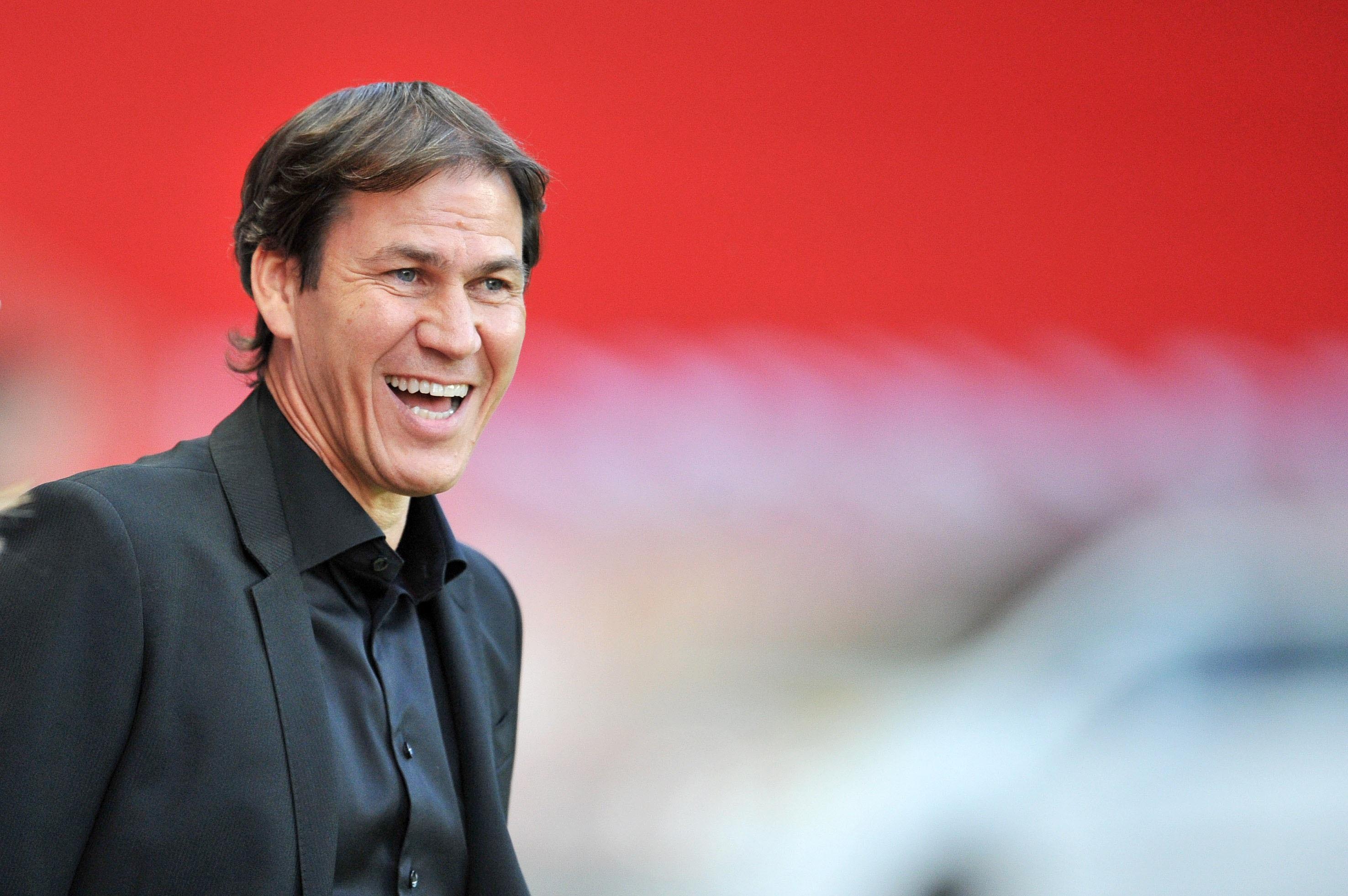 Football - Ligue 1 - Garcia : «Montrer qu'on a du caractère, de la fierté, de l'amour-propre»