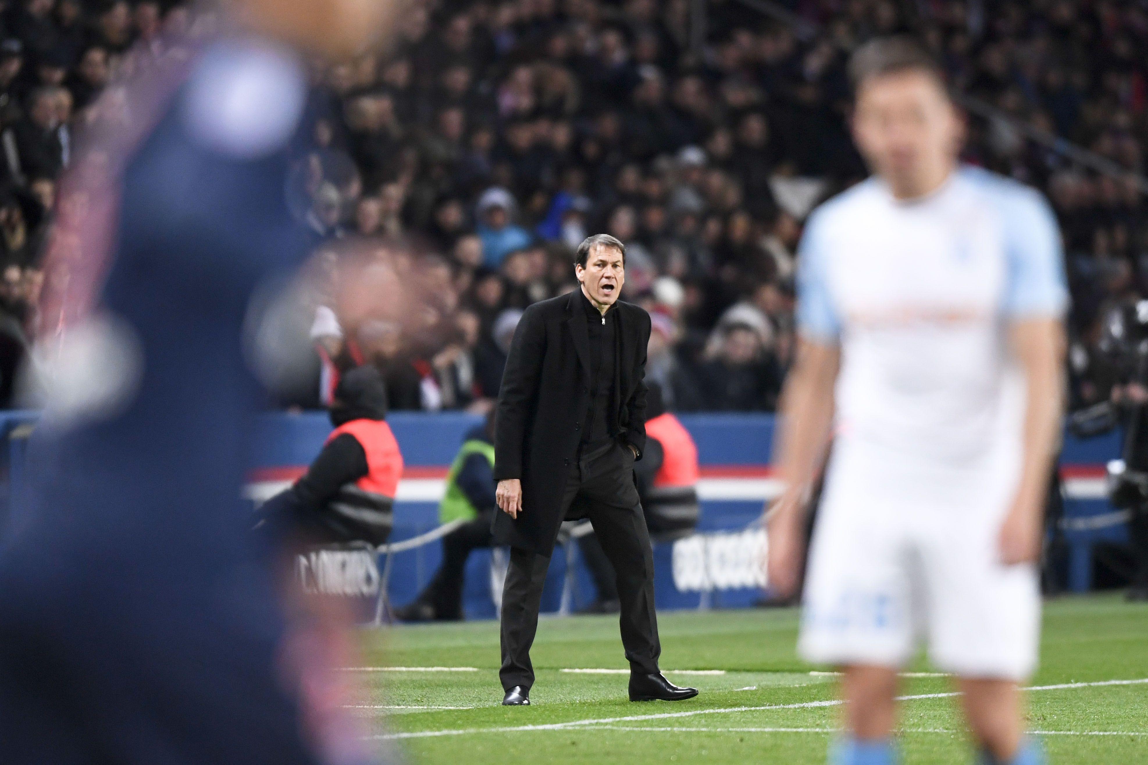 Football - Ligue 1 - Garcia : «On n'a pas à rougir de cette défaite»