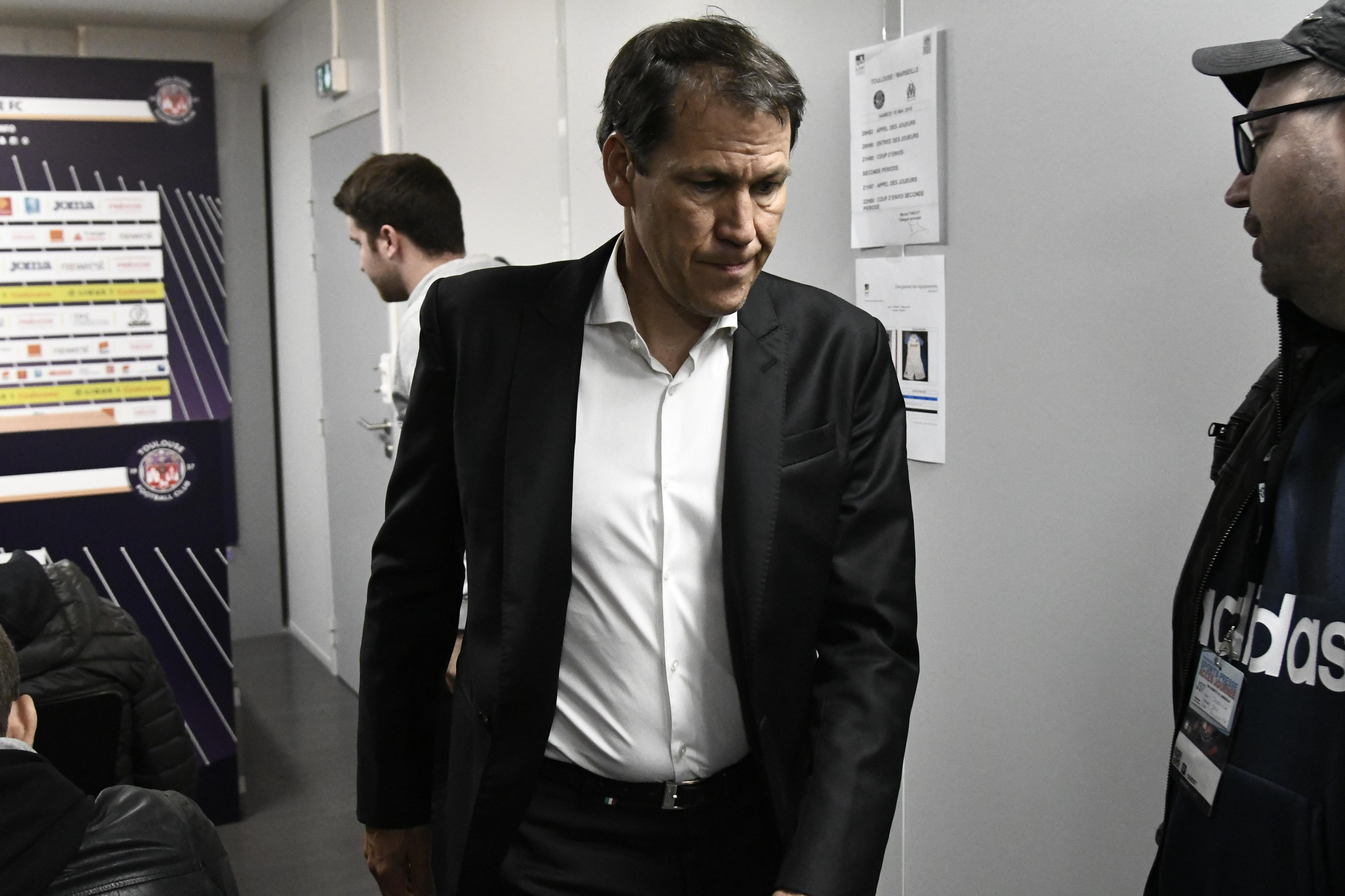 Football - Ligue 1 - Garcia : «Une finale pour la 5e place contre Montpellier»