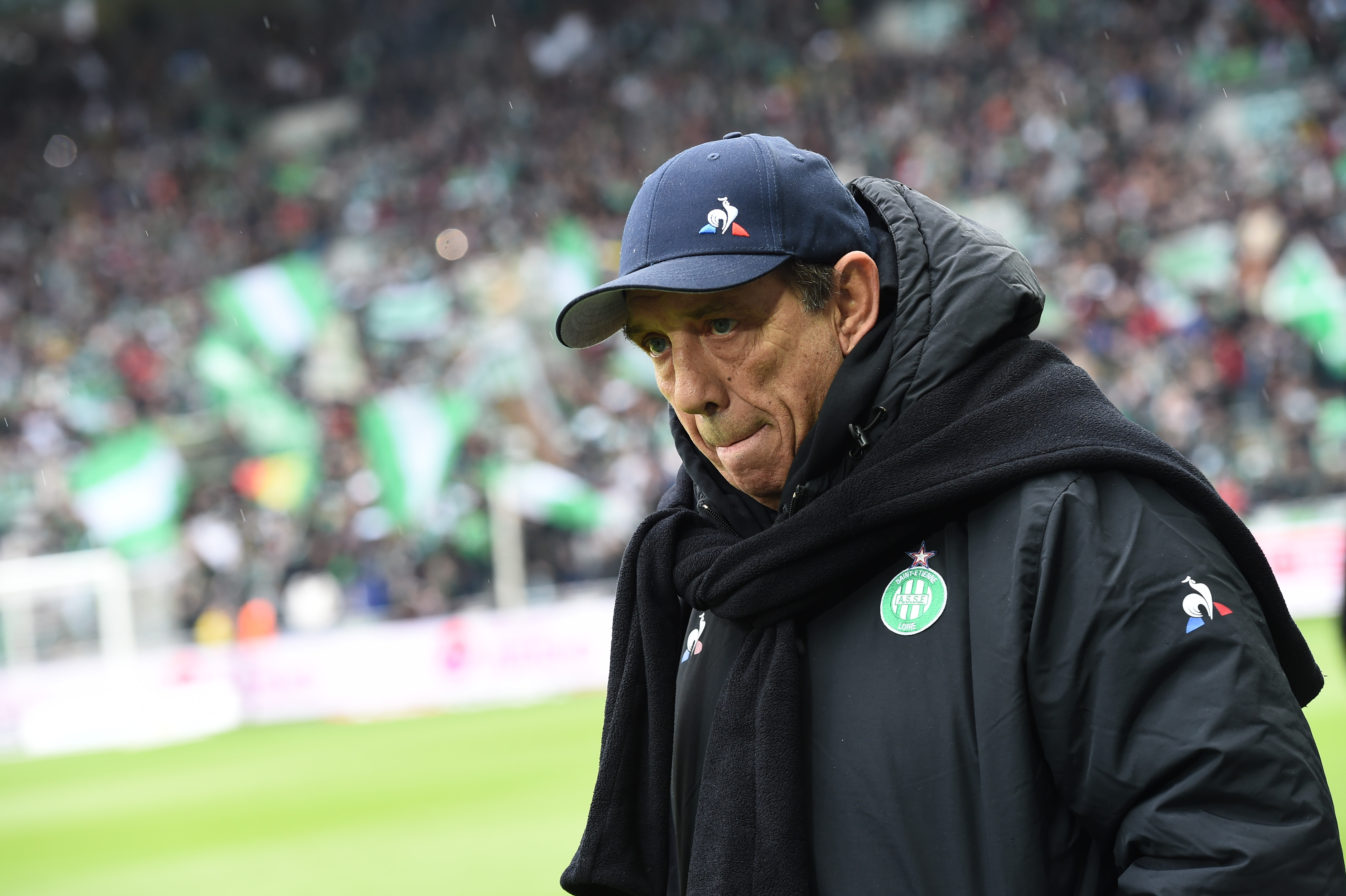 Football - Ligue 1 - Gasset et Saint-Etienne, l'histoire est finie