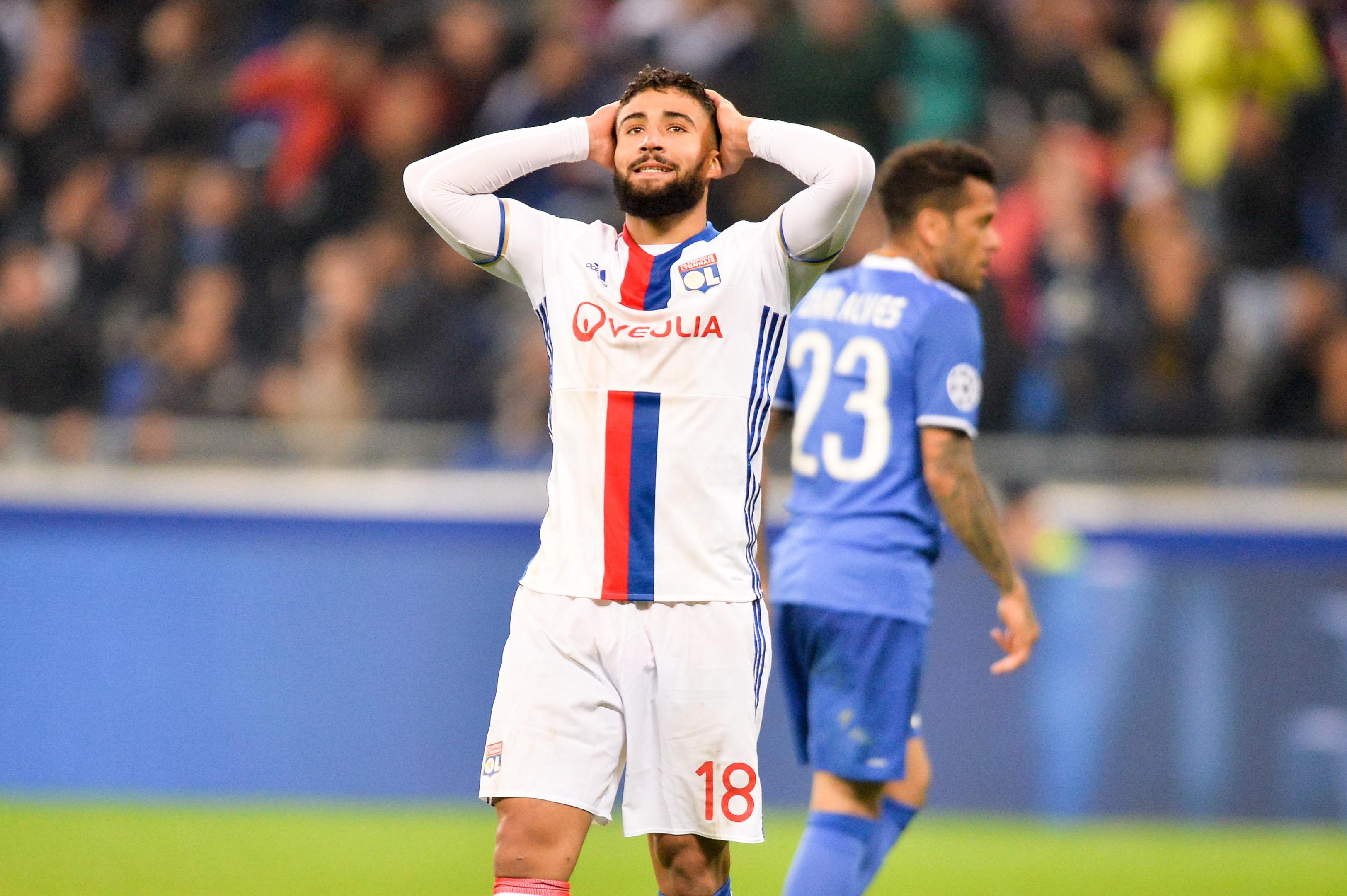 Football - Ligue 1 - Genesio au secours de Fekir : «Il faut le laisser tranquille»