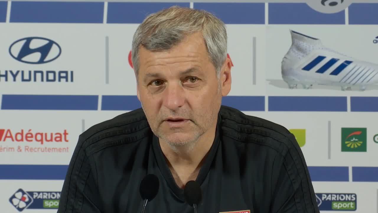 Football - Ligue 1 - Genesio : «J'attends une confirmation contre Bordeaux»