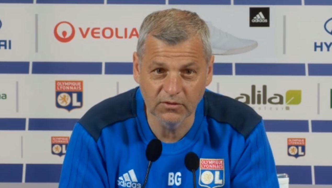 Football - Ligue 1 - Genesio répond à l'OM sur Lopes : «2 ans de suspension, des points en moins... De la prison aussi ?»